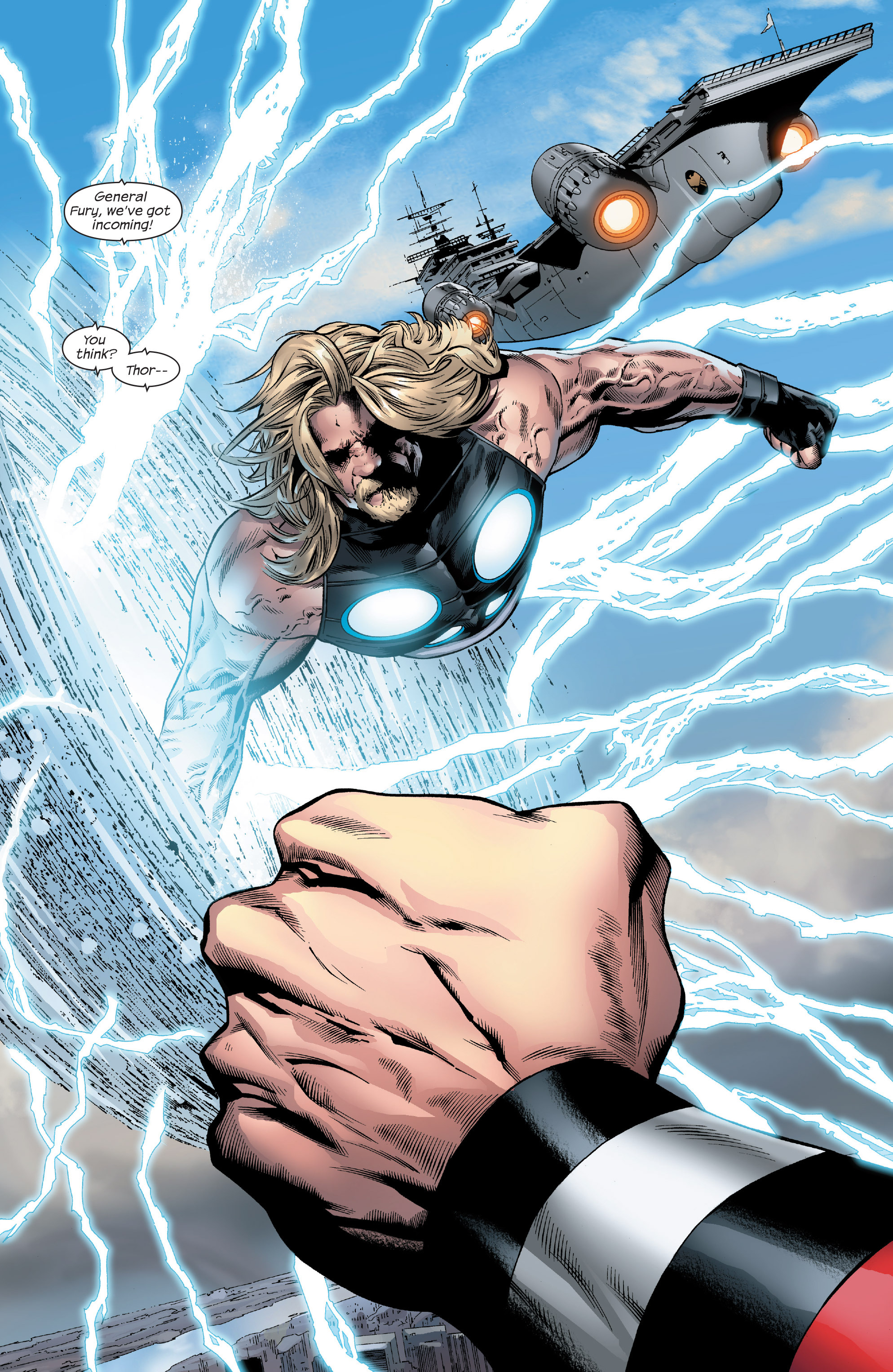 Read online Ultimate Power comic -  Issue #5 - 3
