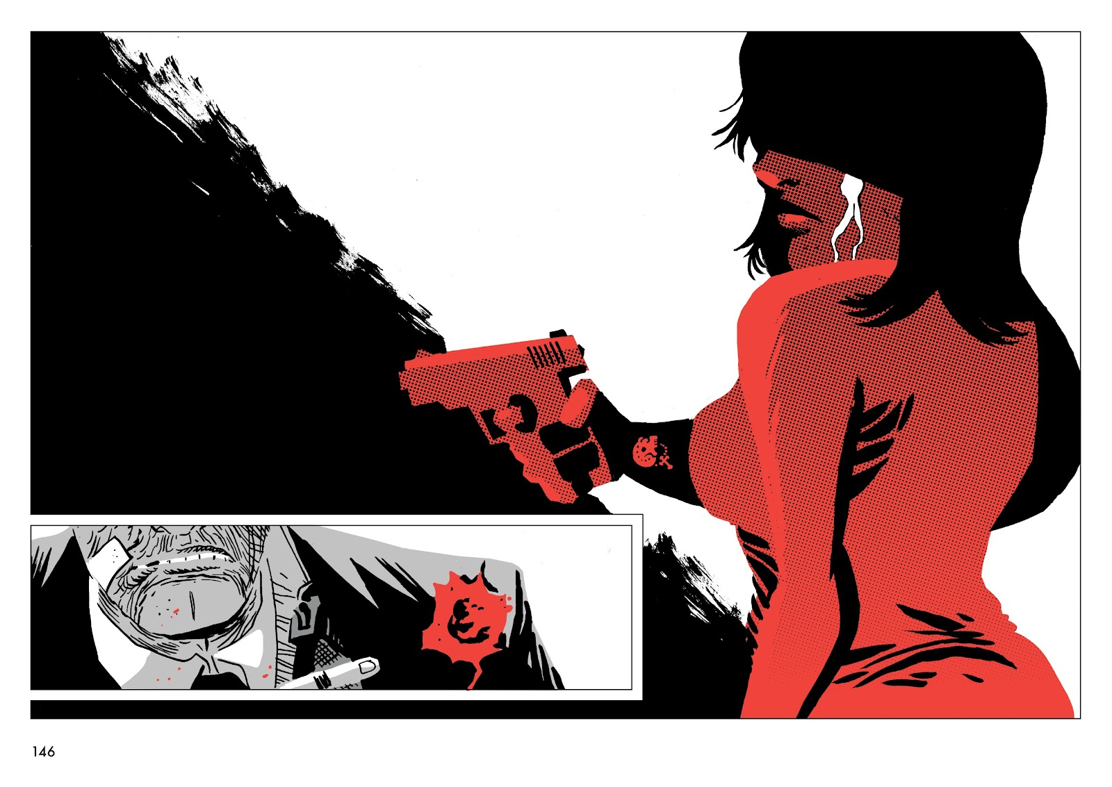Read online Polar comic -  Issue # TPB The Kaiser Falls (Part 2) - 48