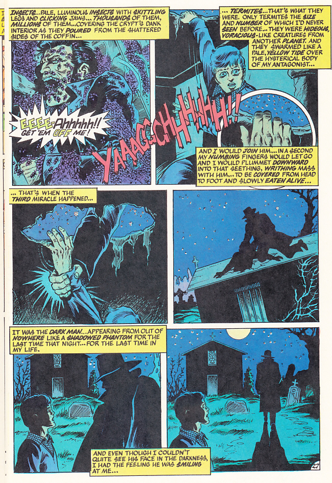 Read online Twisted Tales (1987) comic -  Issue # Full - 30