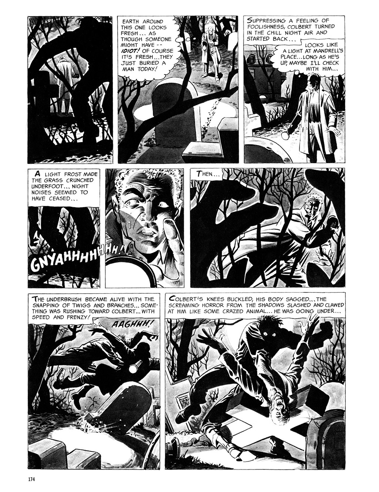 Read online Eerie Archives comic -  Issue # TPB 1 - 175