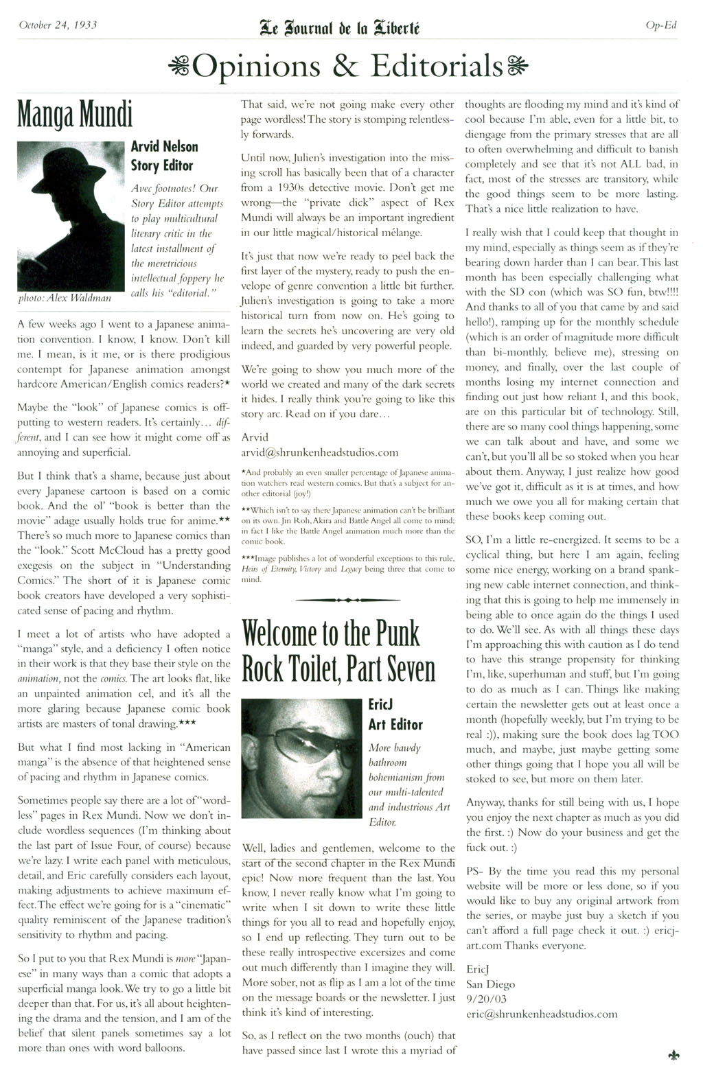 Read online Rex Mundi comic -  Issue #6 - 28
