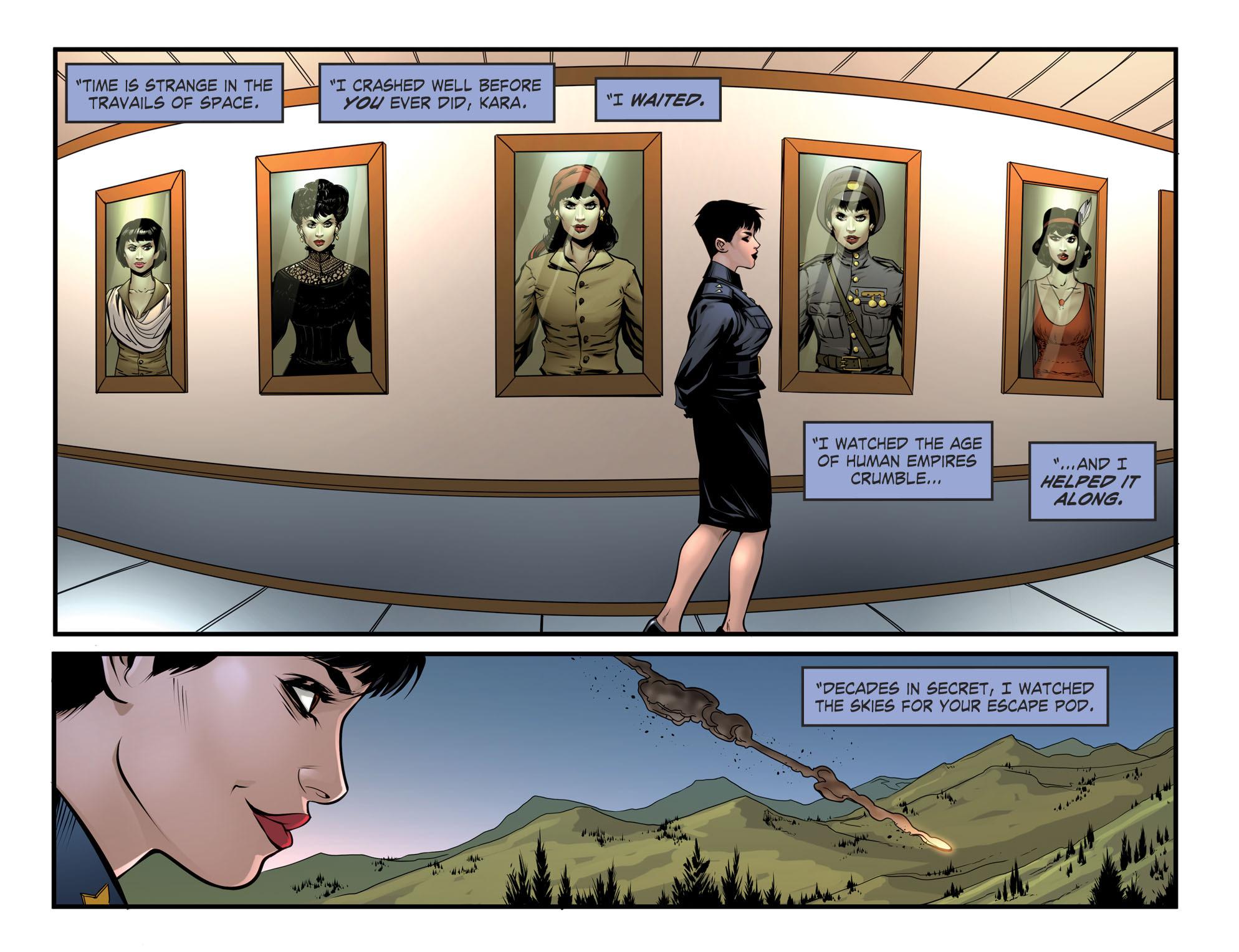 Read online DC Comics: Bombshells comic -  Issue #94 - 14