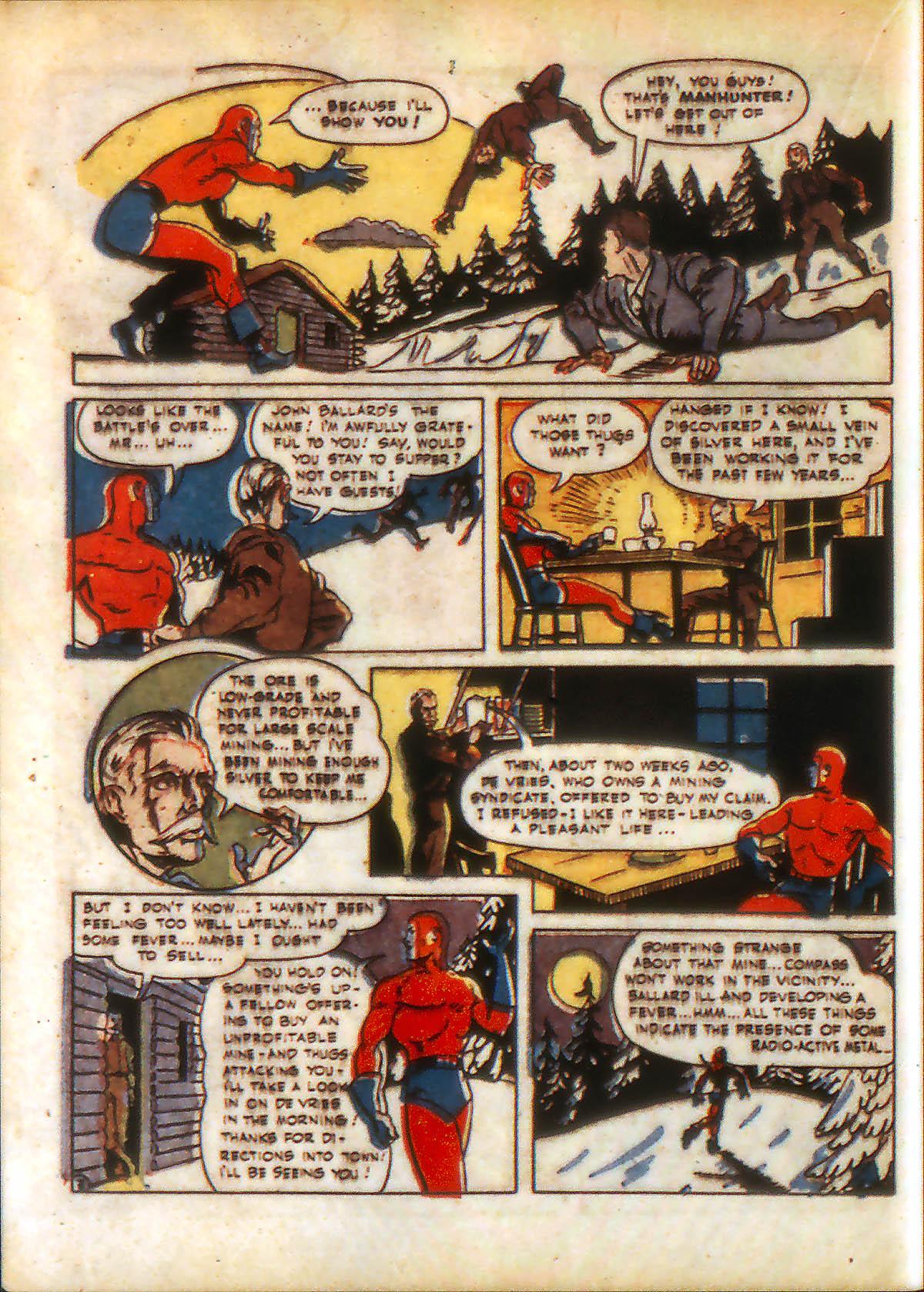 Read online Adventure Comics (1938) comic -  Issue #88 - 42