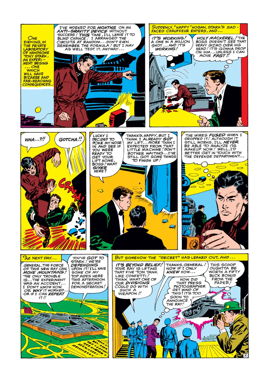 Tales of Suspense (1959) issue 53 - Page 3