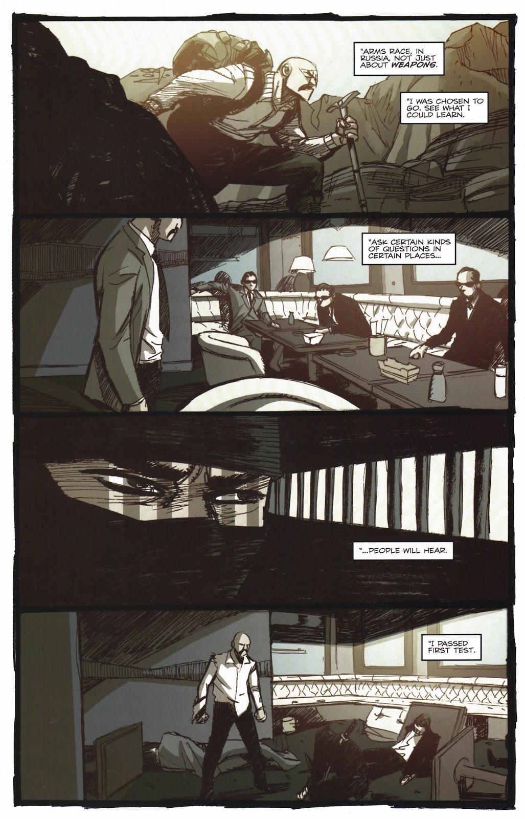 G.I. Joe Cobra (2011) Issue #20 #20 - English 10