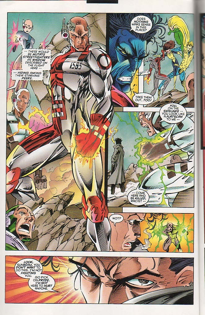 Excalibur (1988) issue 87 - Page 11