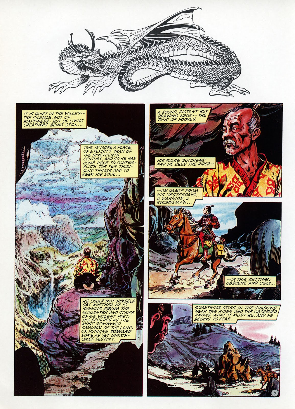 Read online Epic Graphic Novel: Last of the Dragons comic -  Issue # Full - 7