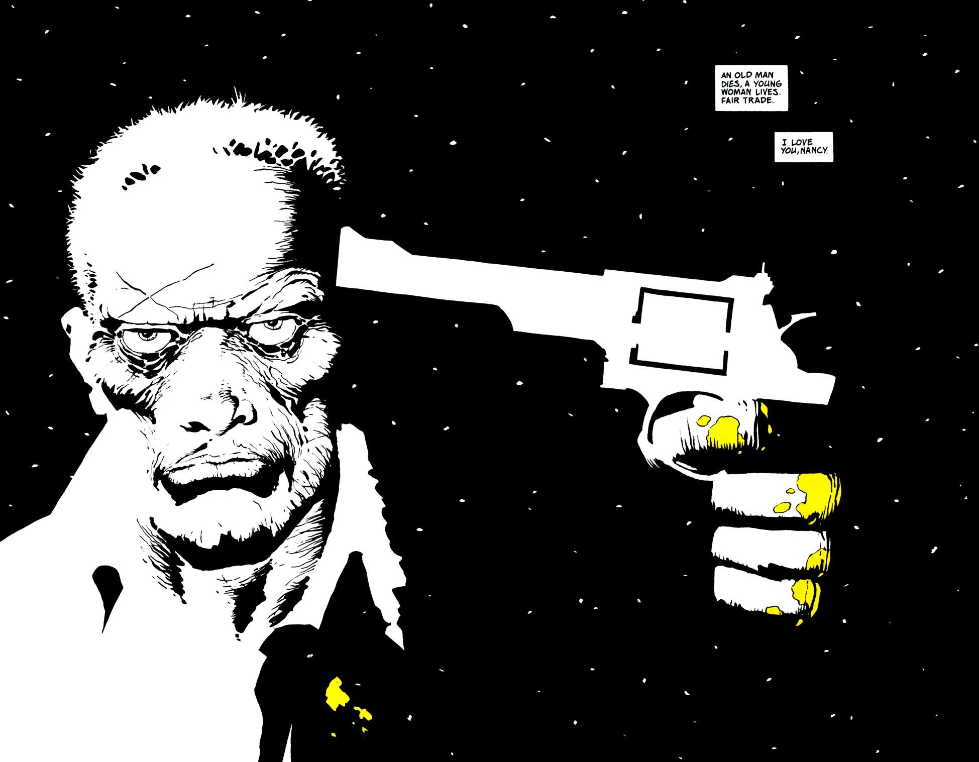 Read online Sin City: That Yellow Bastard comic -  Issue #6 - 42