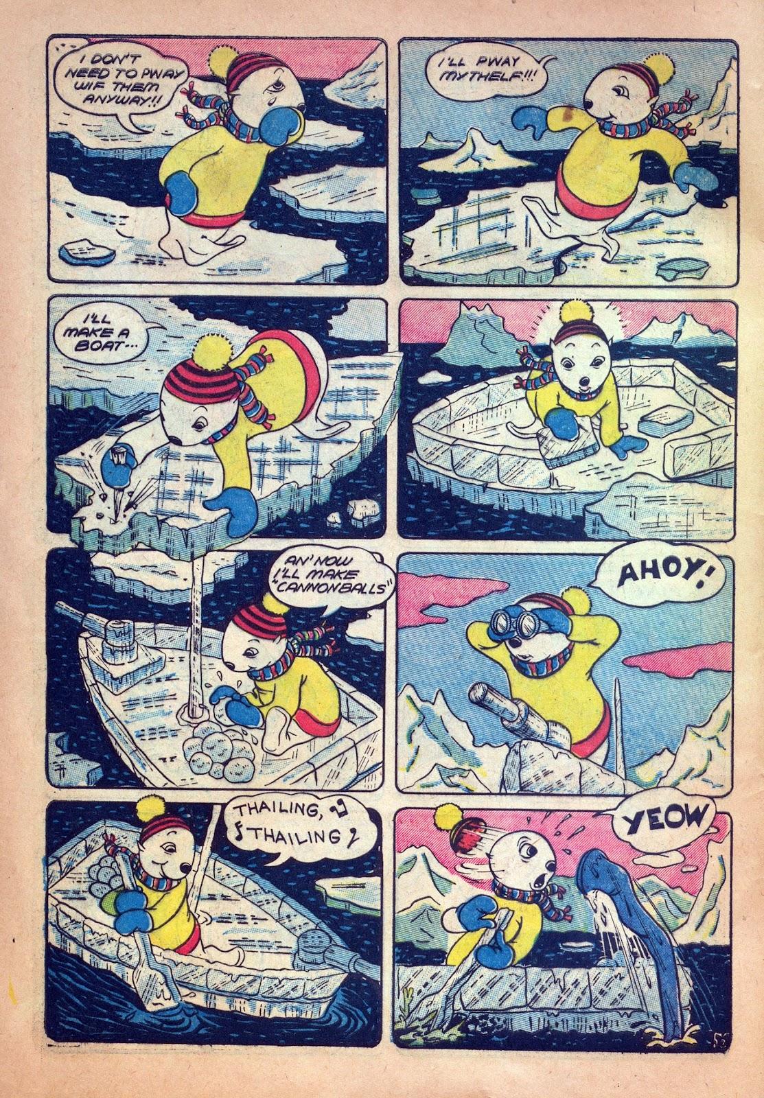 Krazy Komics issue 1 - Page 4