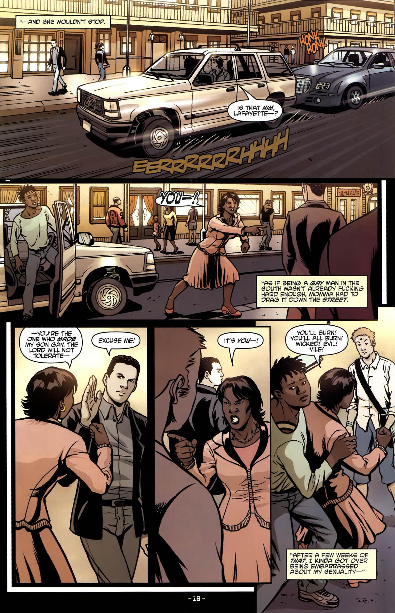 Read online True Blood (2010) comic -  Issue #5 - 19