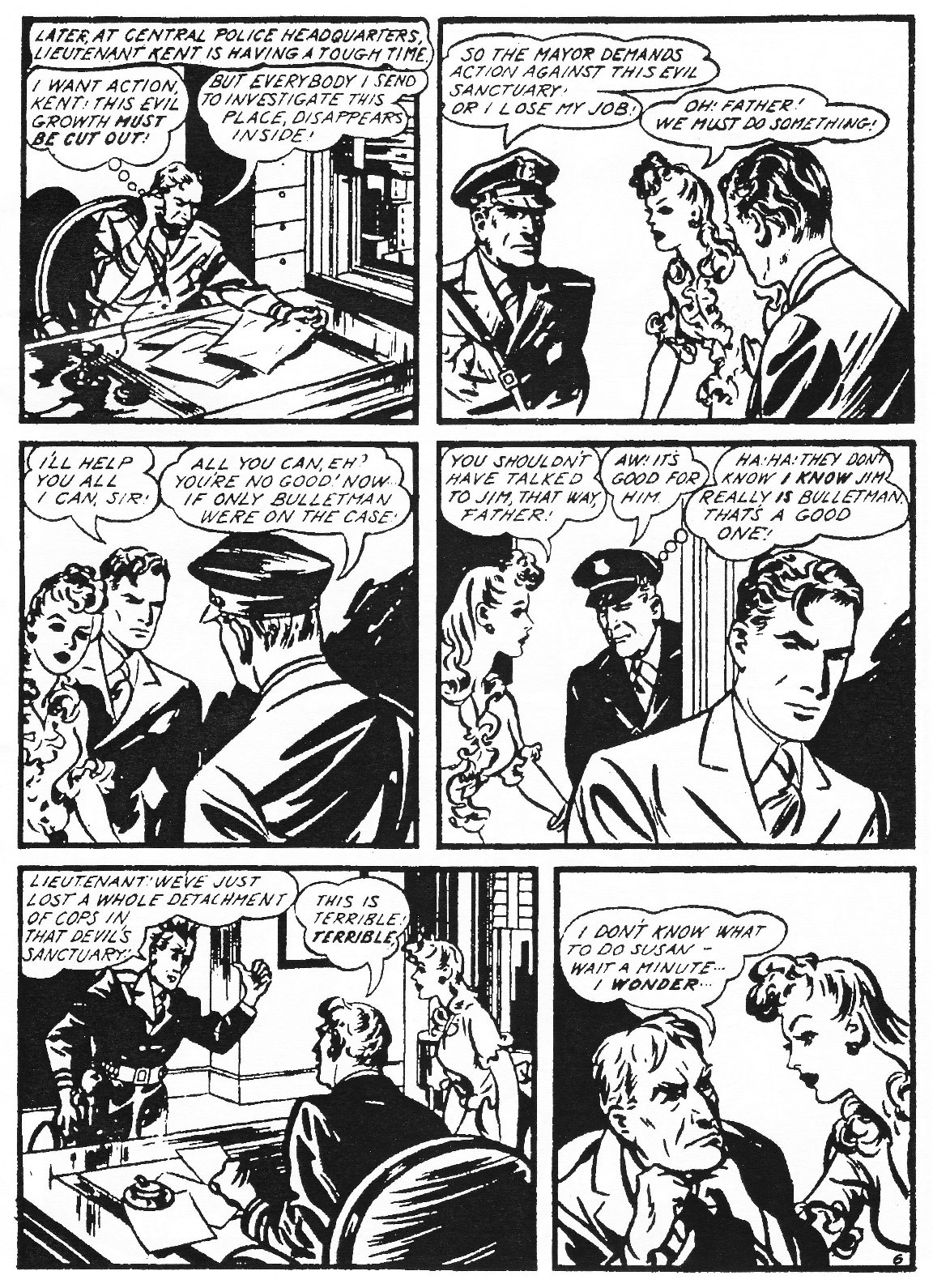 Read online Men of Mystery Comics comic -  Issue #77 - 31