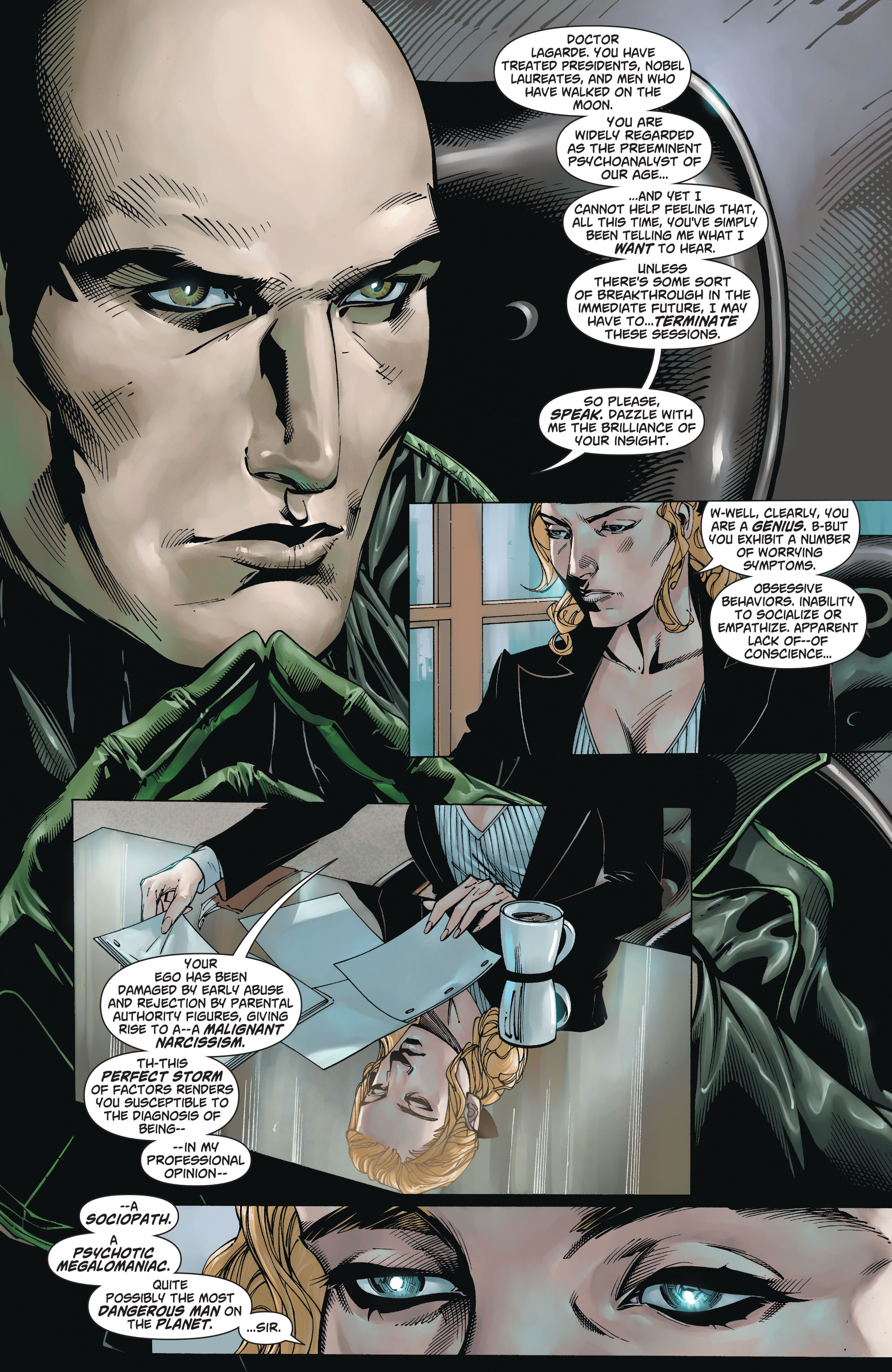 Read online Action Comics (2011) comic -  Issue #19 - 20