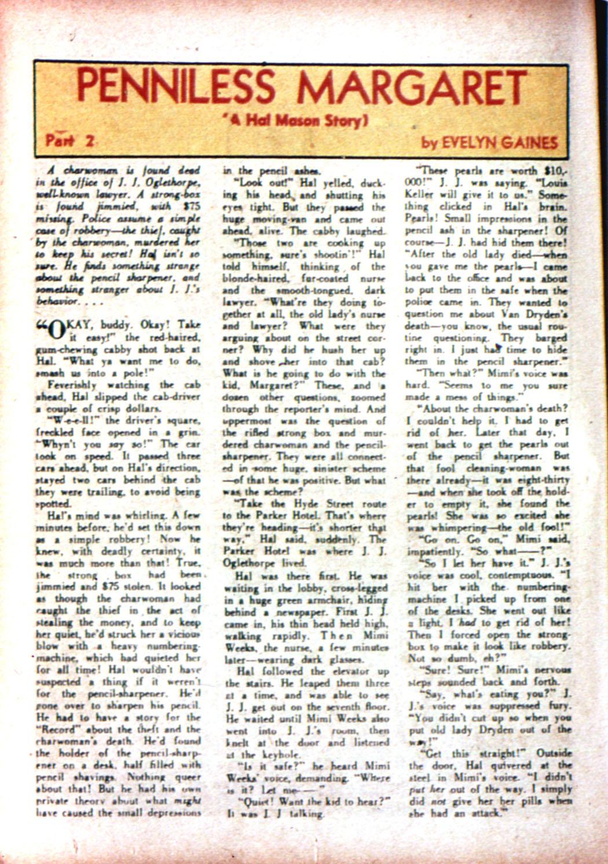 Read online Sensation (Mystery) Comics comic -  Issue #17 - 46