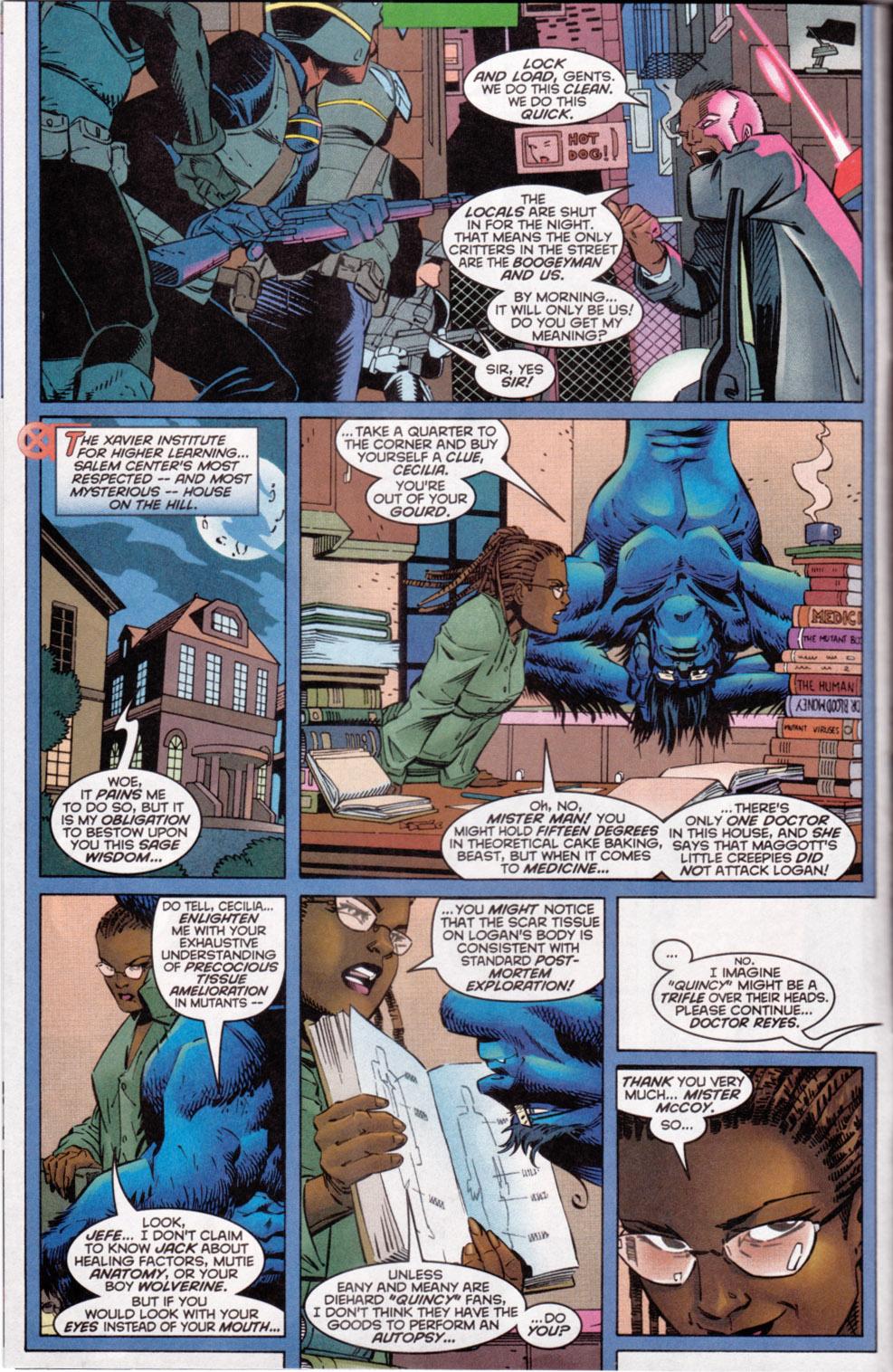 X-Men (1991) 75 Page 4