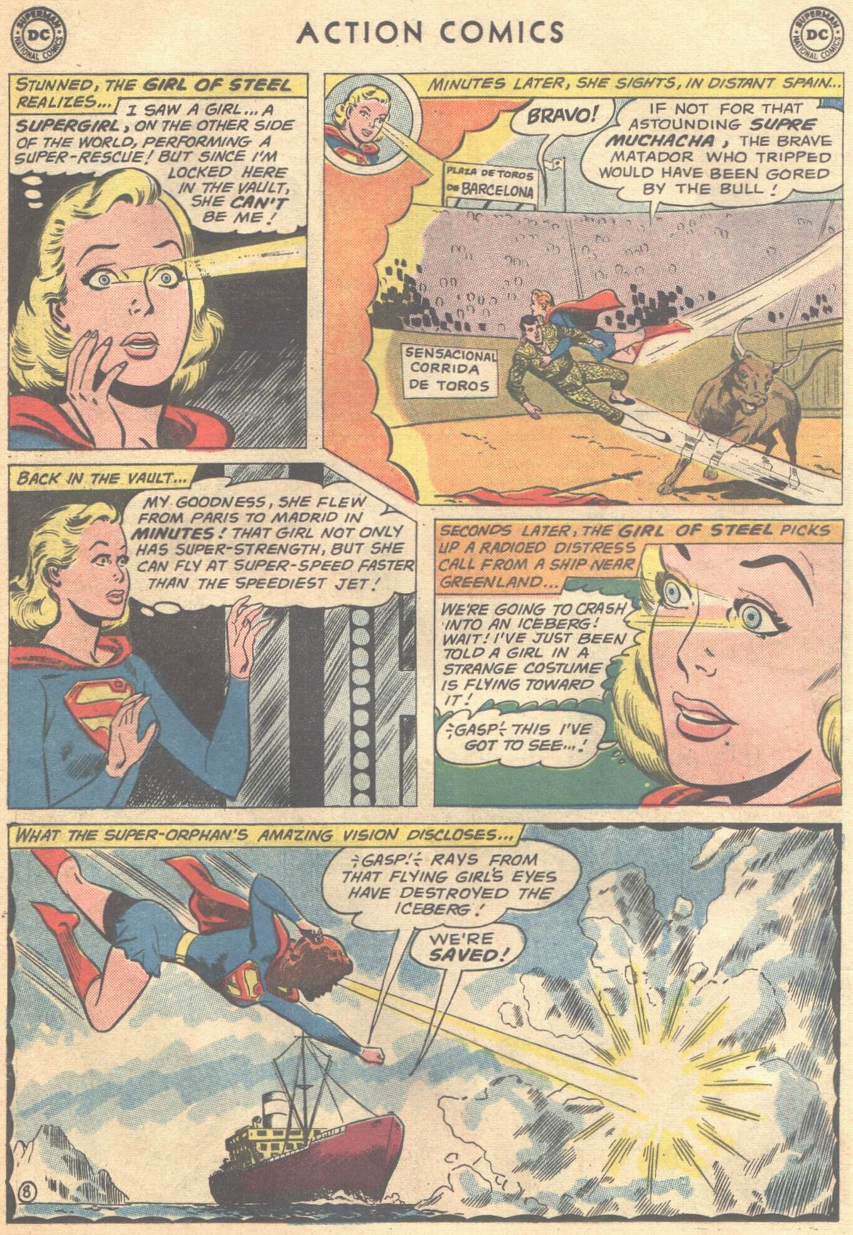 Read online Action Comics (1938) comic -  Issue #268 - 26
