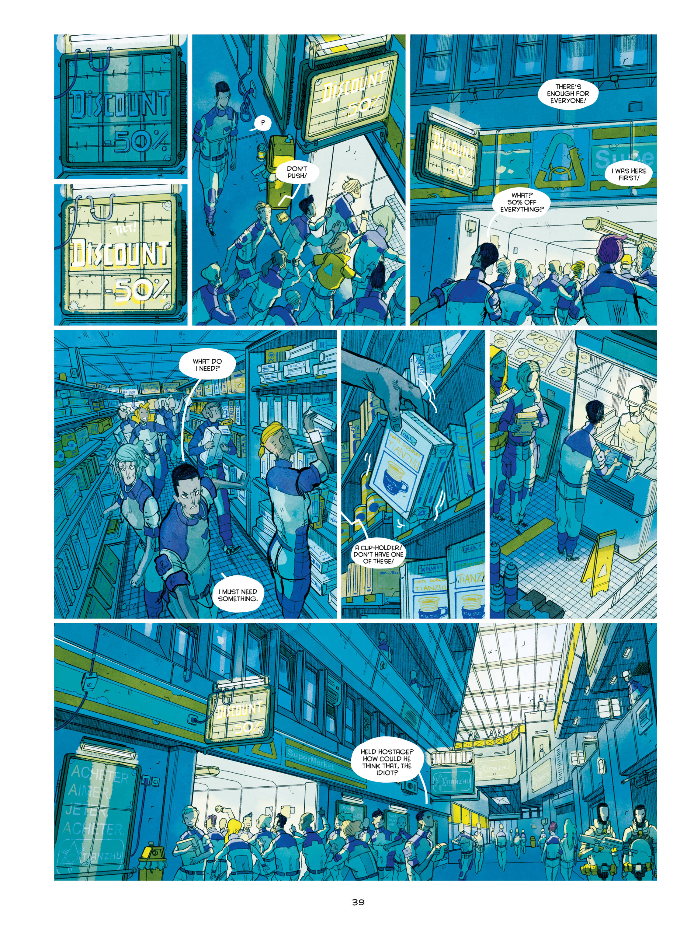 Read online Shangri-La comic -  Issue # Full - 41