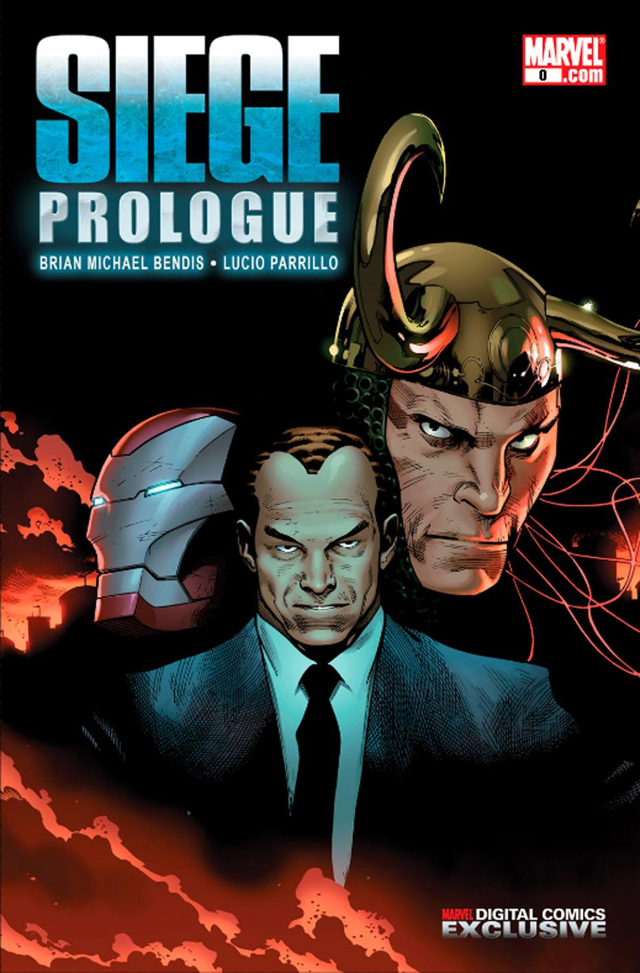 Read online Siege Prologue comic -  Issue # Full - 1