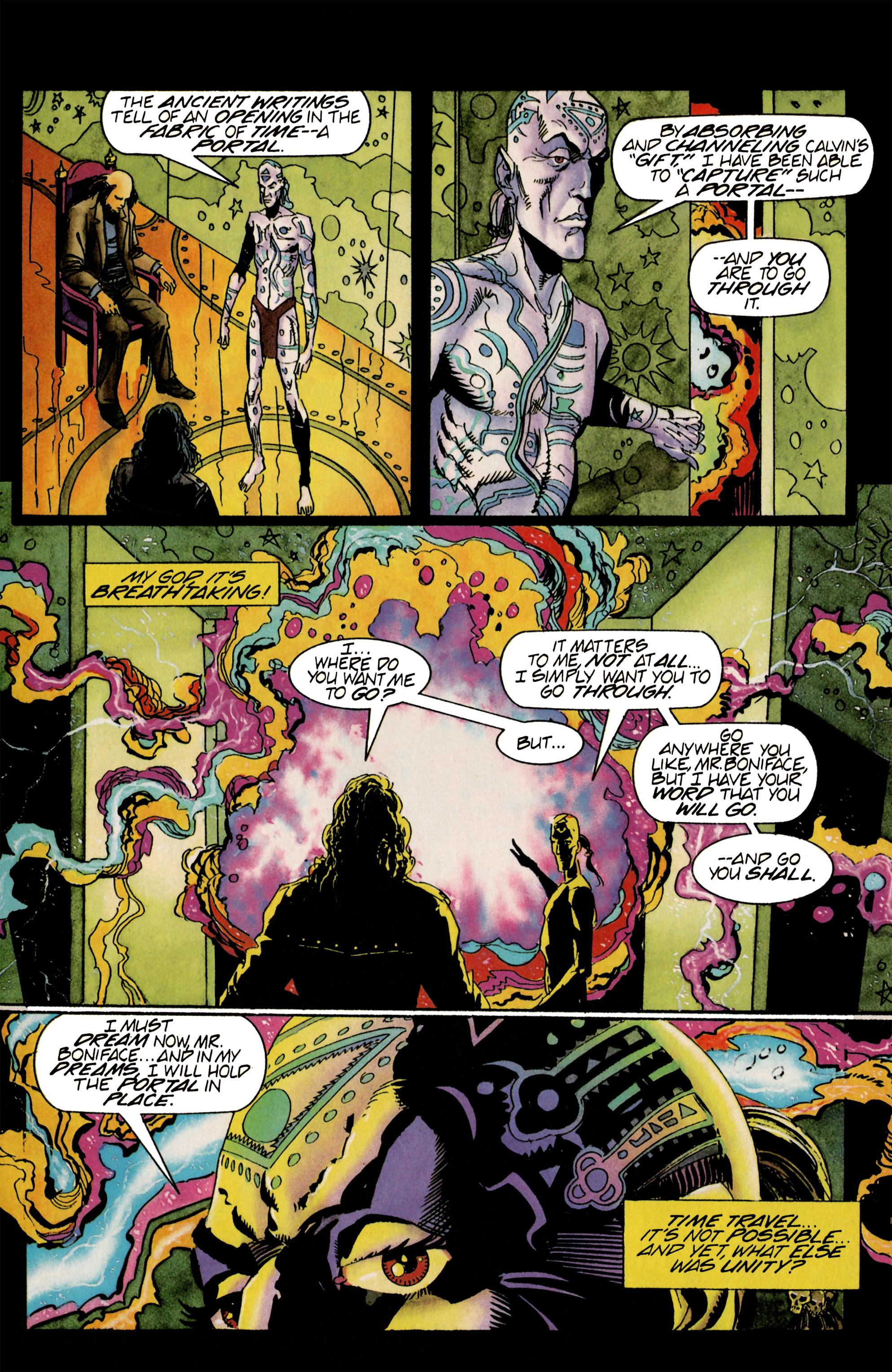 Read online Shadowman (1992) comic -  Issue #21 - 4