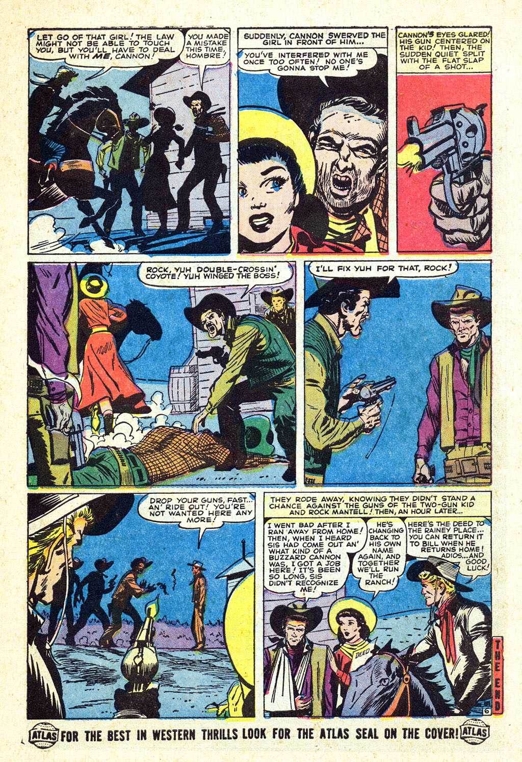Read online Two-Gun Kid comic -  Issue #25 - 32