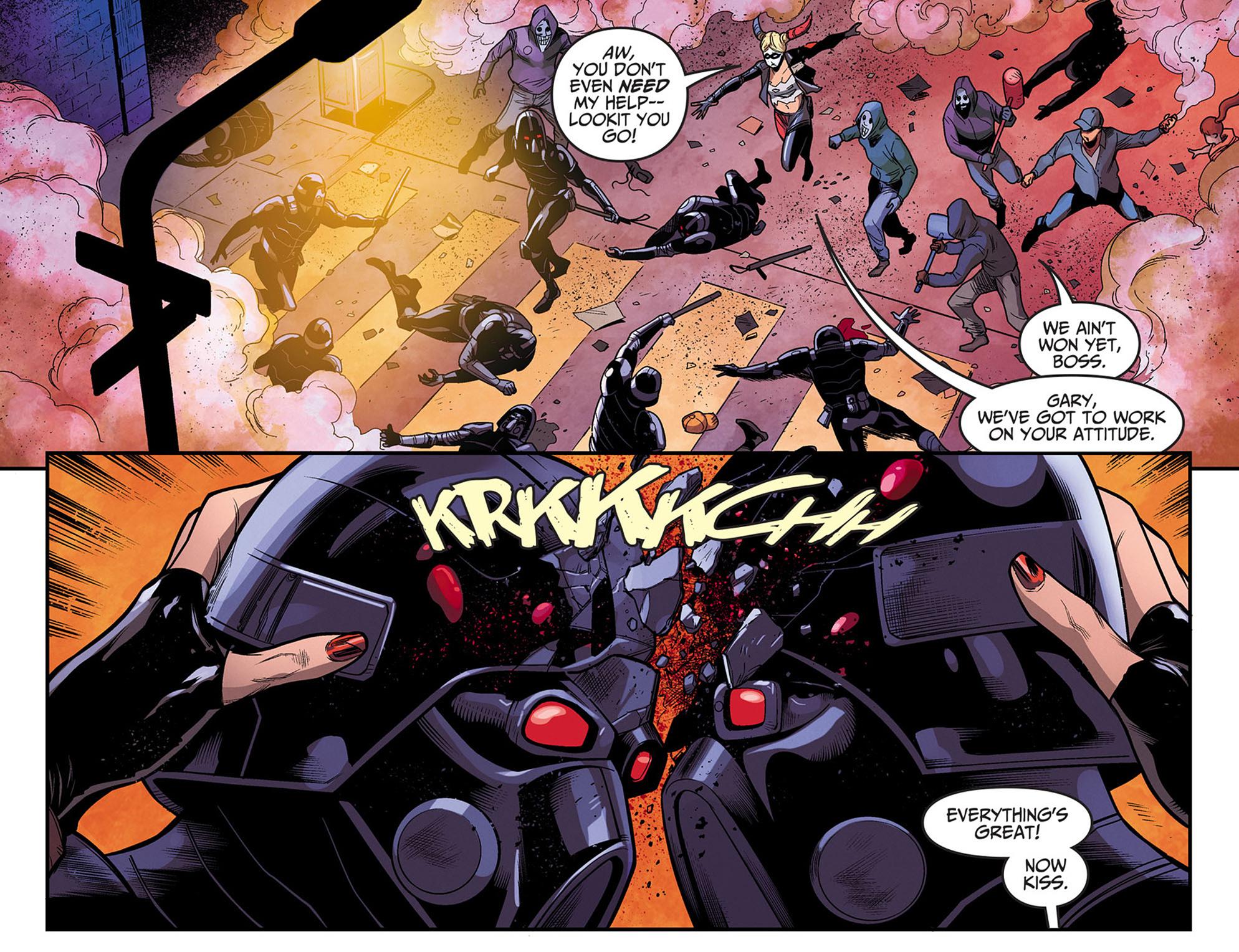 Read online Injustice: Ground Zero comic -  Issue #3 - 20
