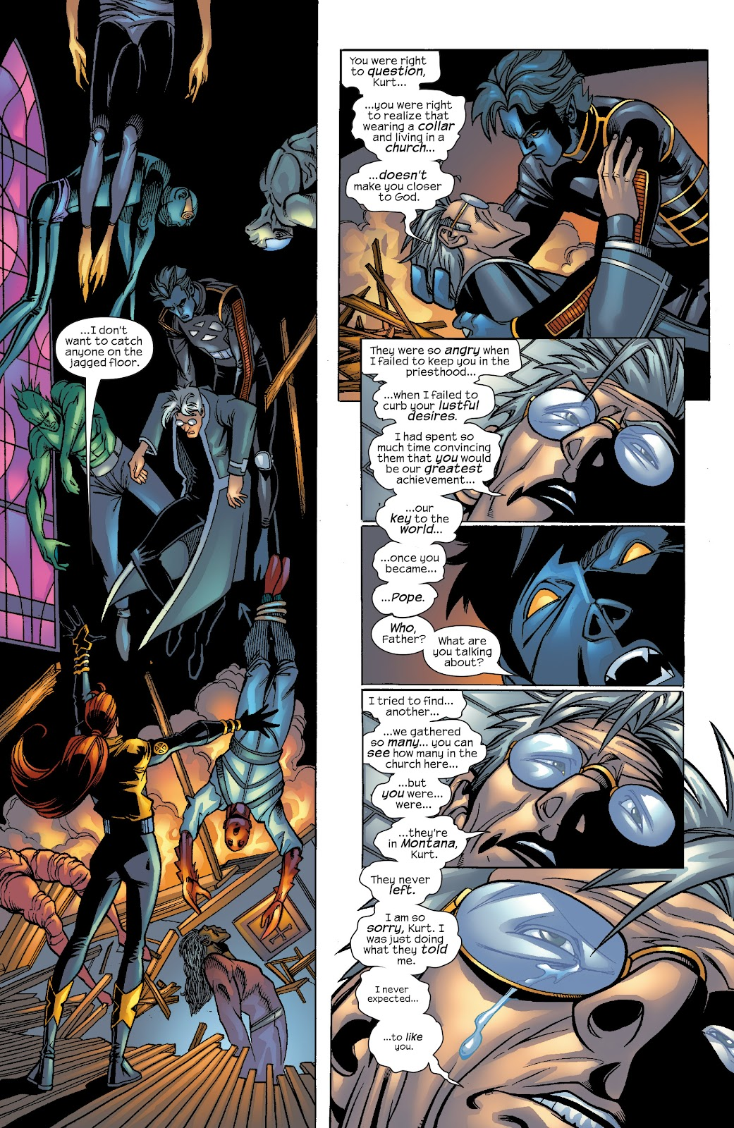 Read online X-Men: Unstoppable comic -  Issue # TPB (Part 4) - 97