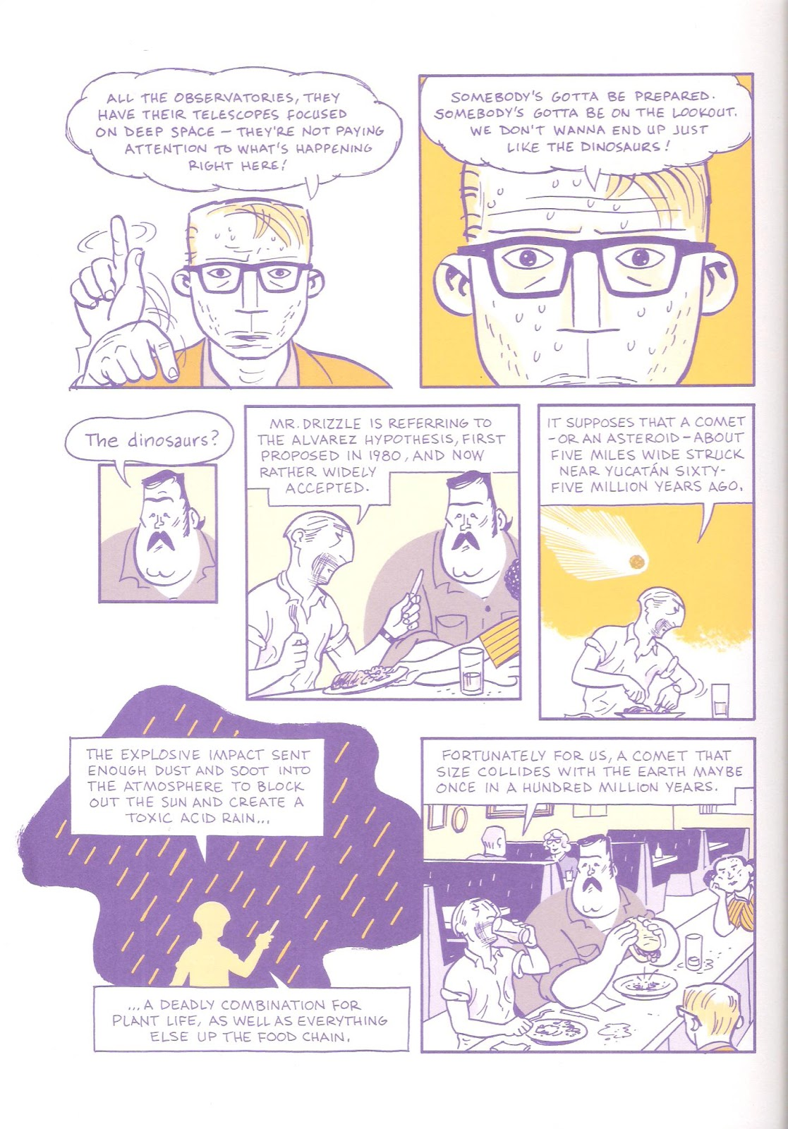 Read online Asterios Polyp comic -  Issue # TPB (Part 1) - 71