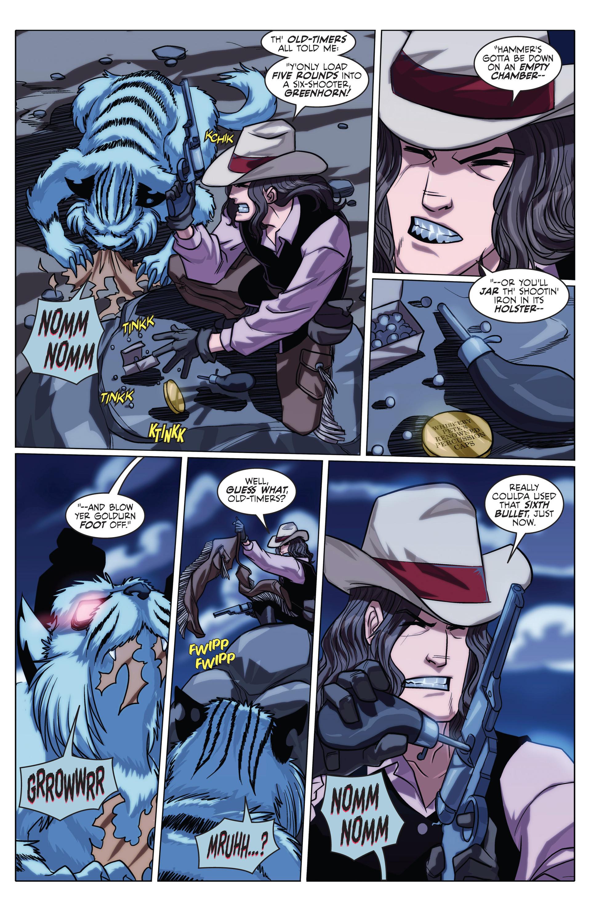 Read online Skullkickers comic -  Issue #24 - 13