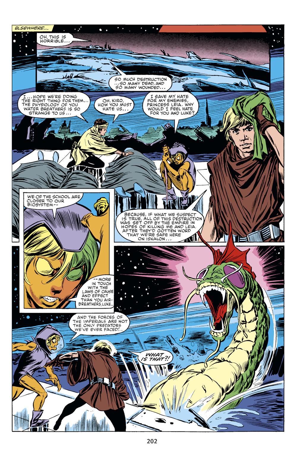 Read online Star Wars Omnibus comic -  Issue # Vol. 18 - 189
