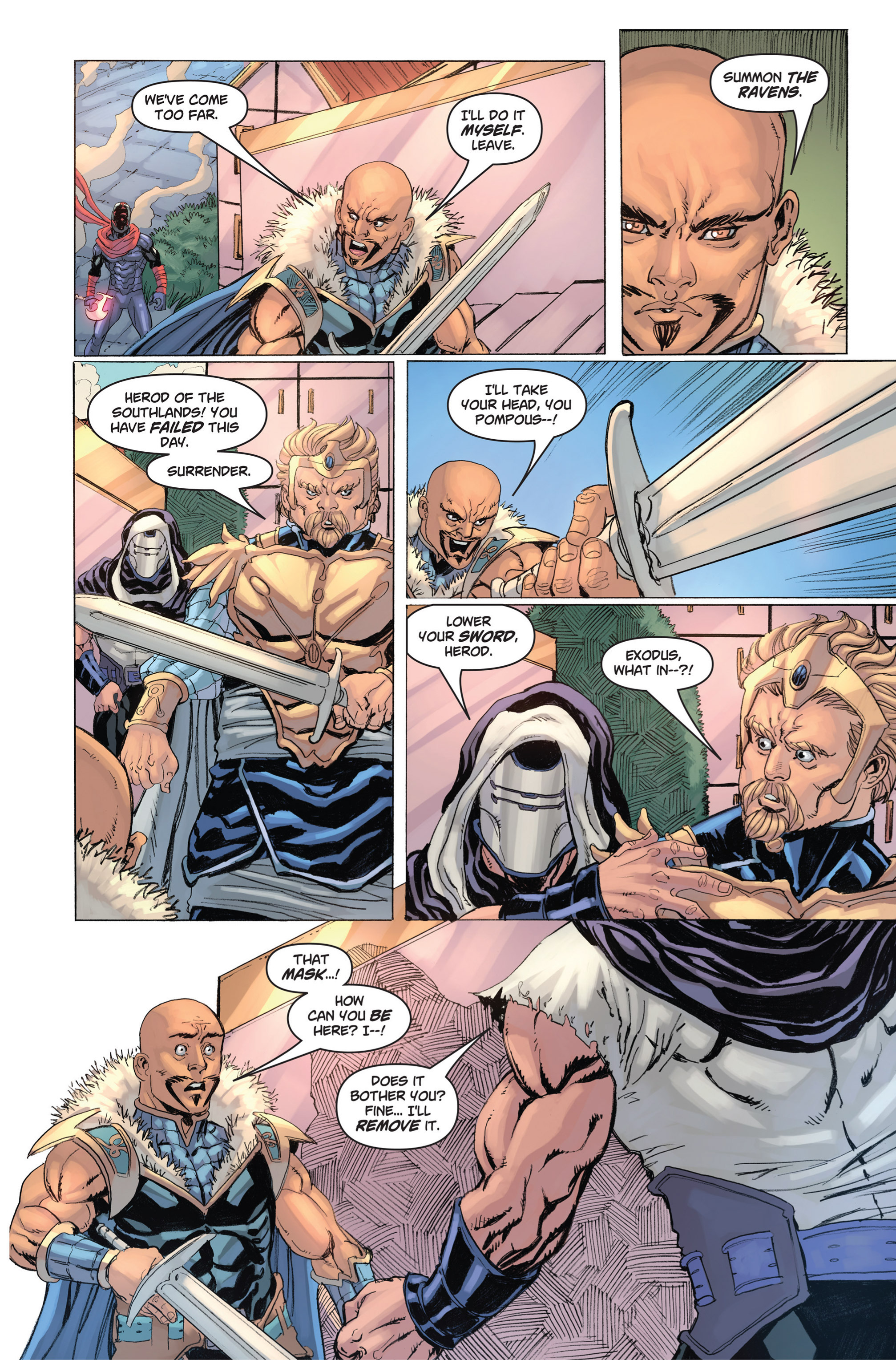 Read online Skyward comic -  Issue #9 - 20