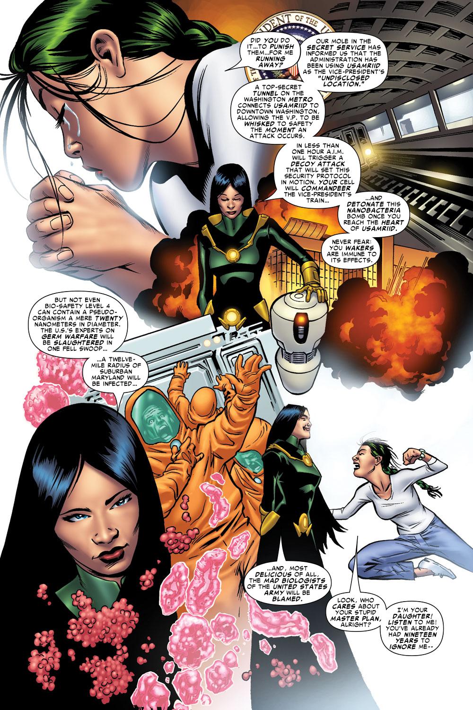 Read online Amazing Fantasy (2004) comic -  Issue #11 - 11