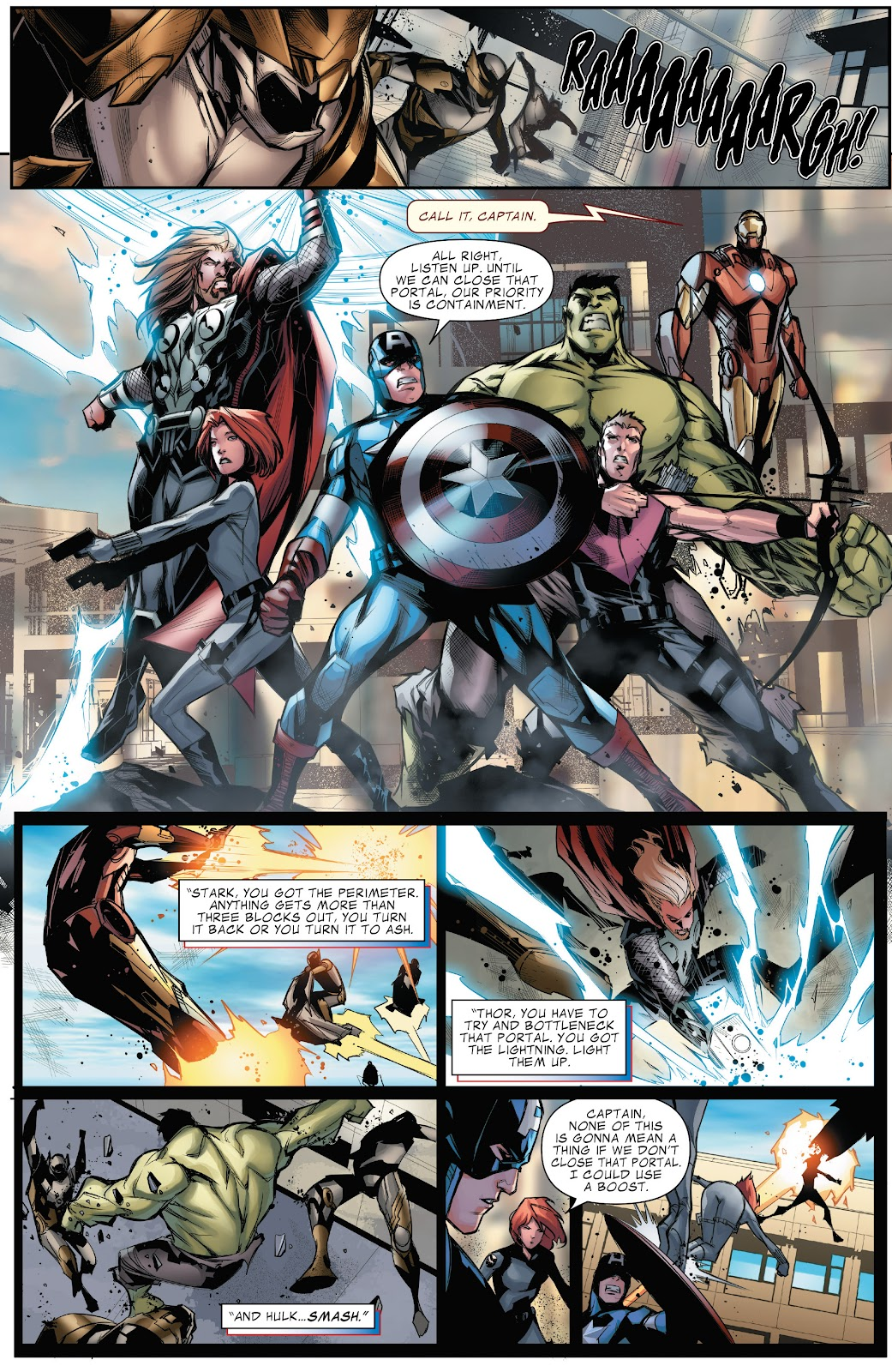 Read online Marvel's The Avengers comic -  Issue #2 - 14