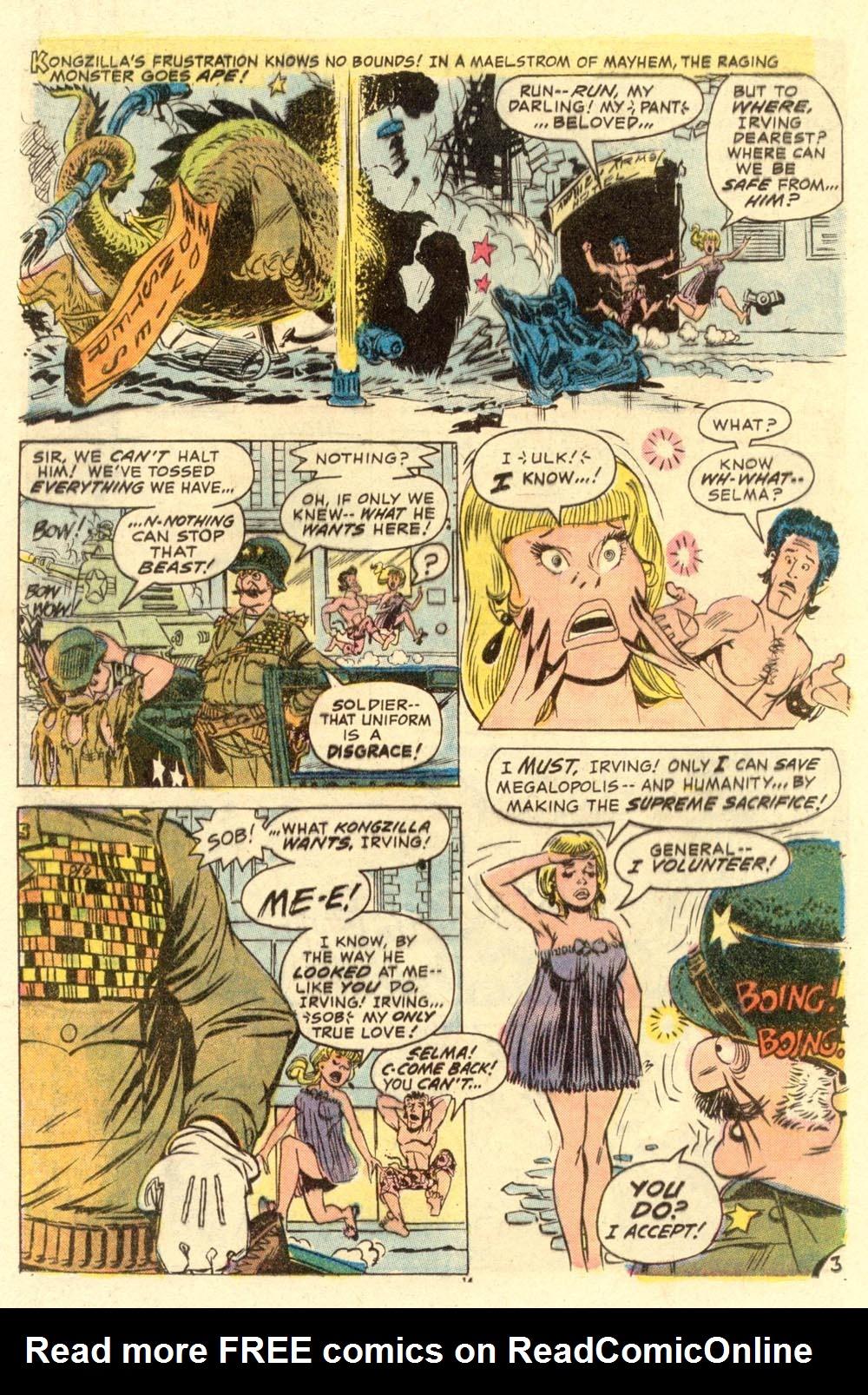 Read online Plop! comic -  Issue #1 - 16