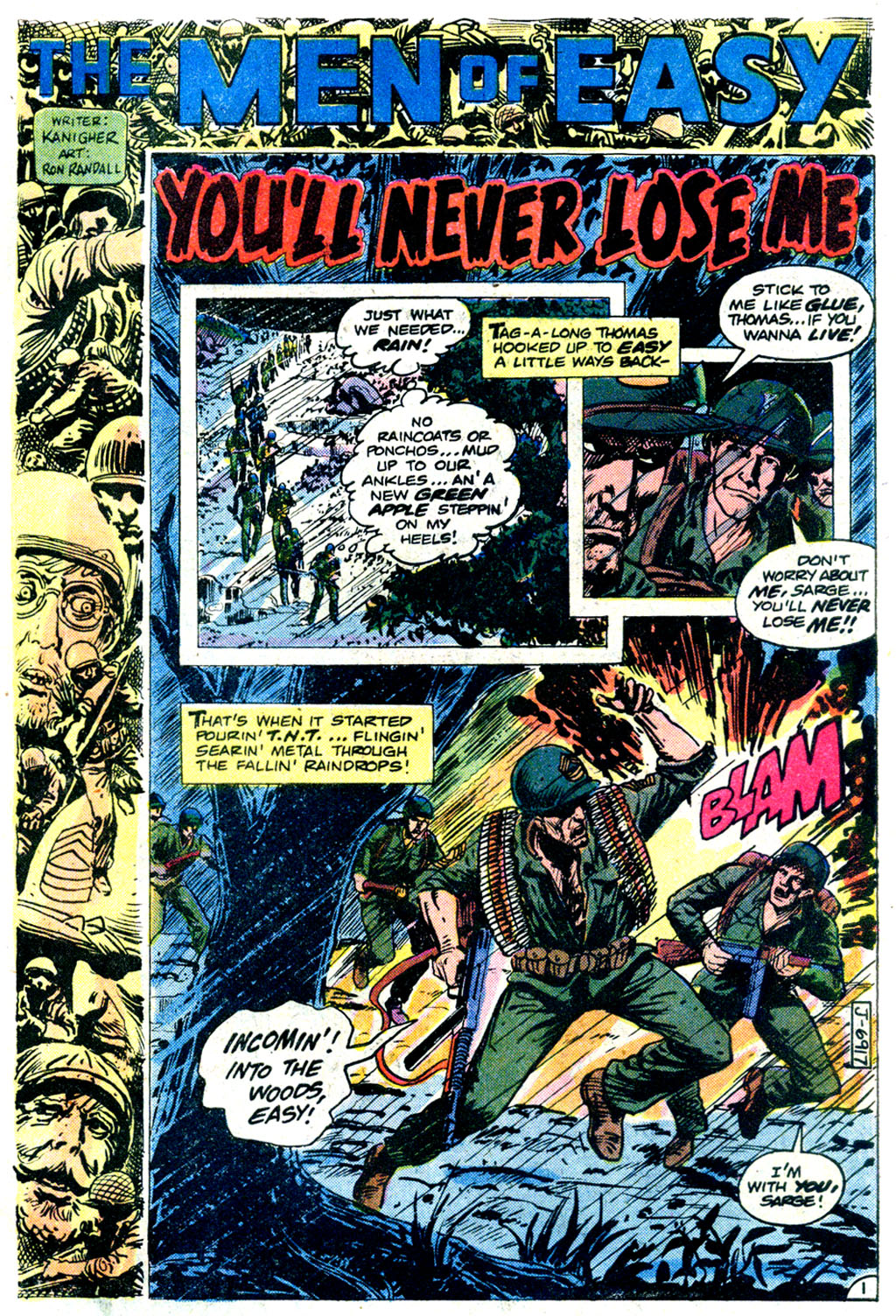 Read online Sgt. Rock comic -  Issue #354 - 25