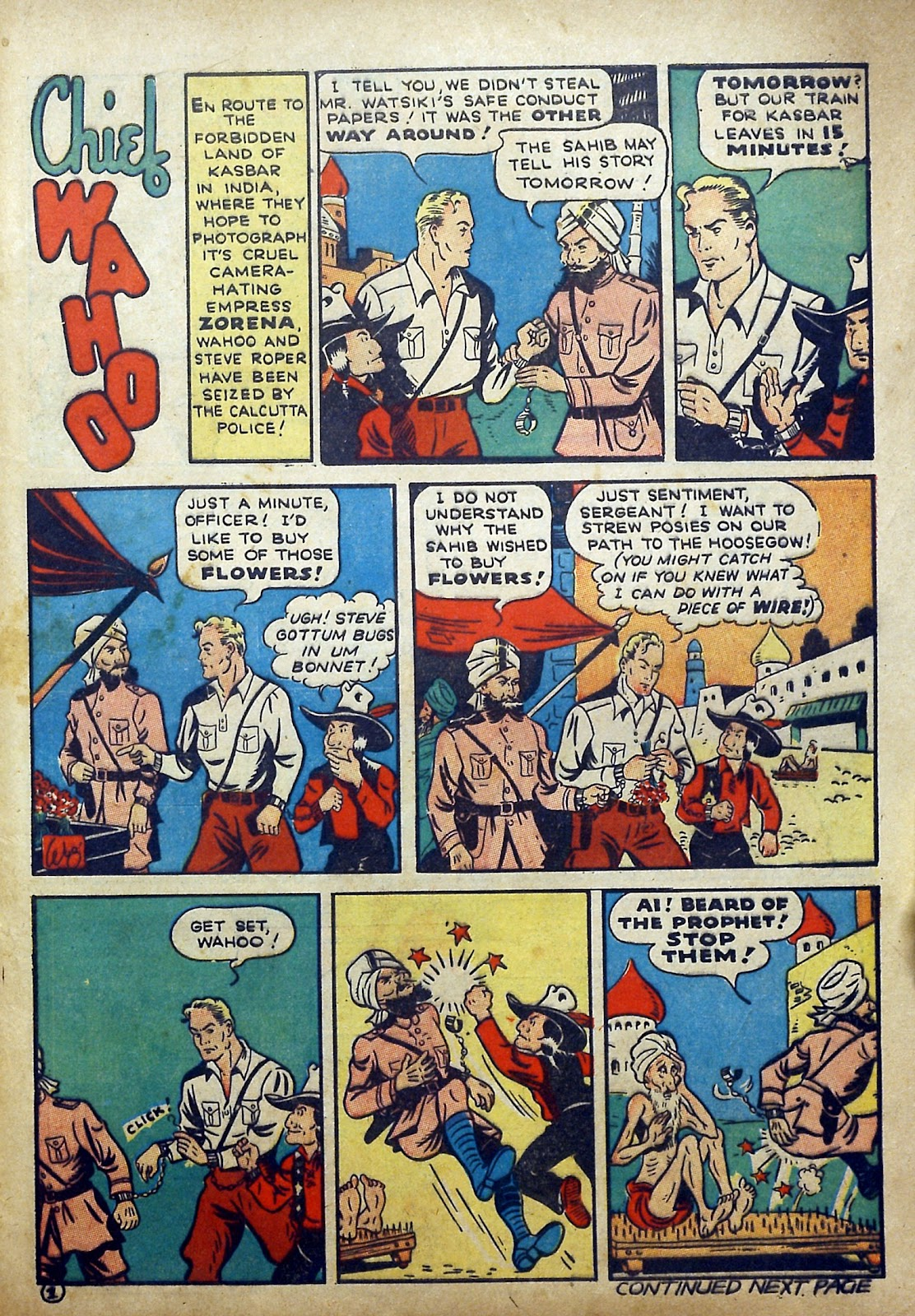 Read online Famous Funnies comic -  Issue #97 - 62
