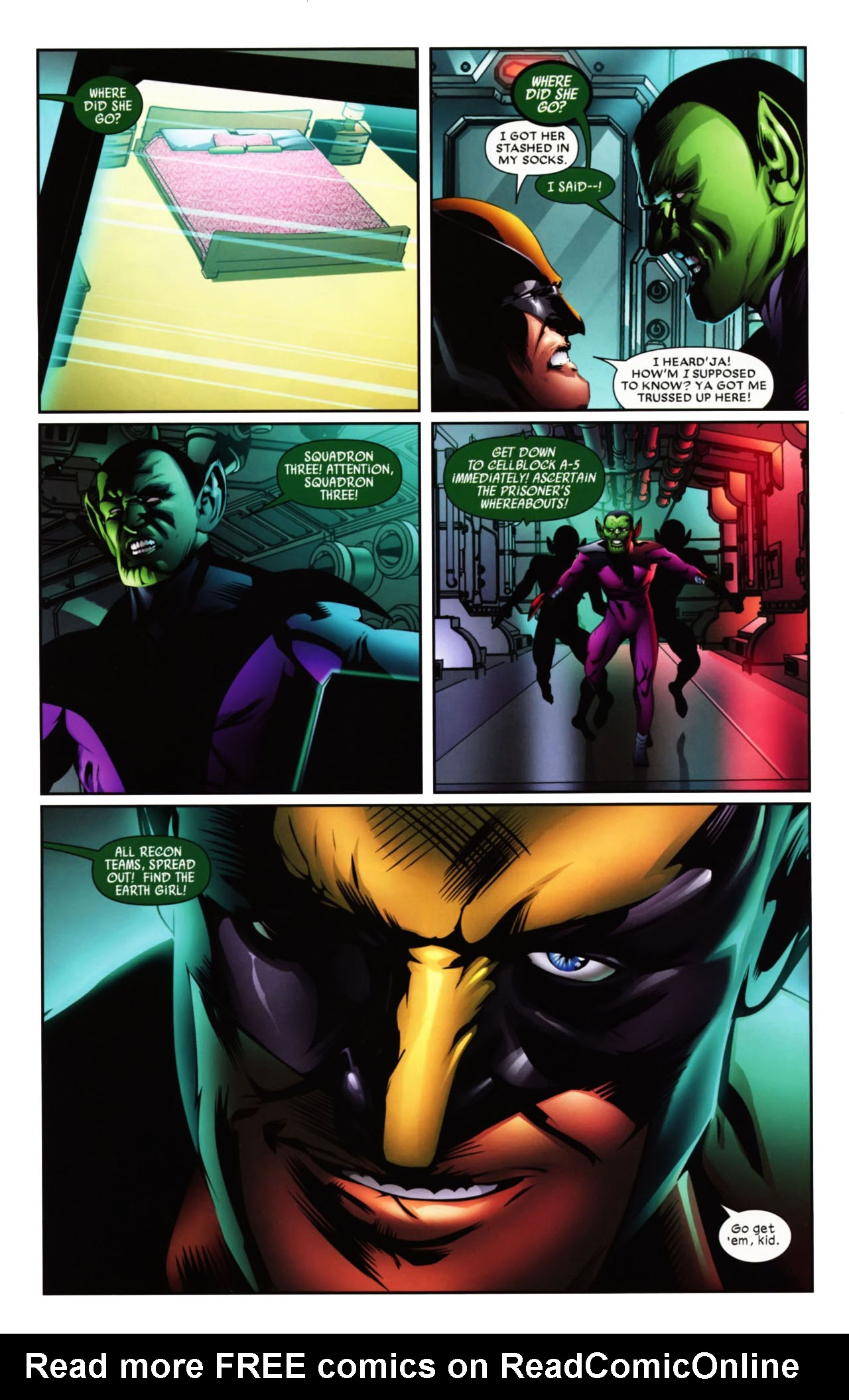 Read online Wolverine: First Class comic -  Issue #19 - 14