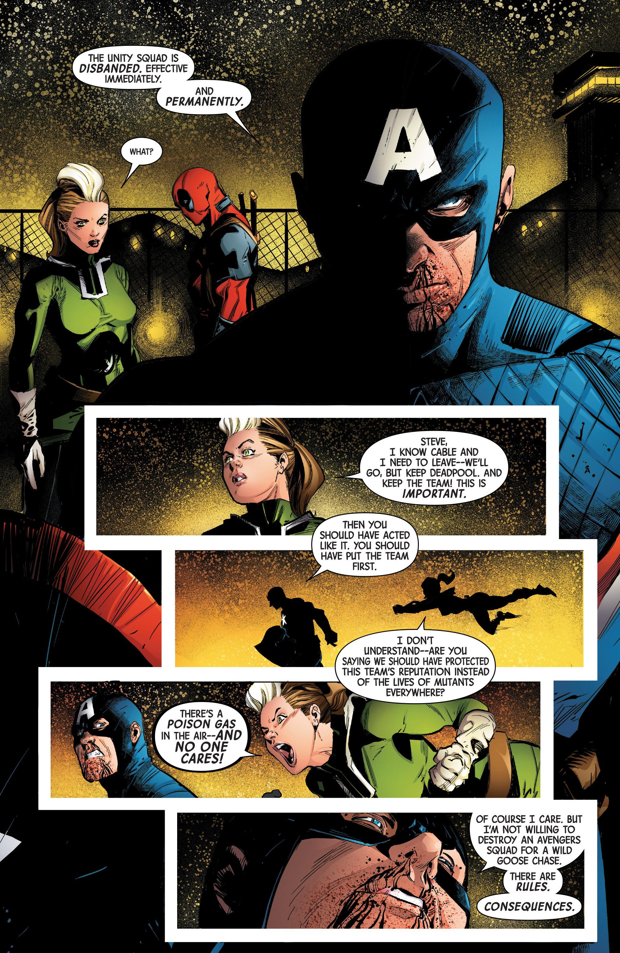 Read online Uncanny Avengers [II] comic -  Issue #14 - 18