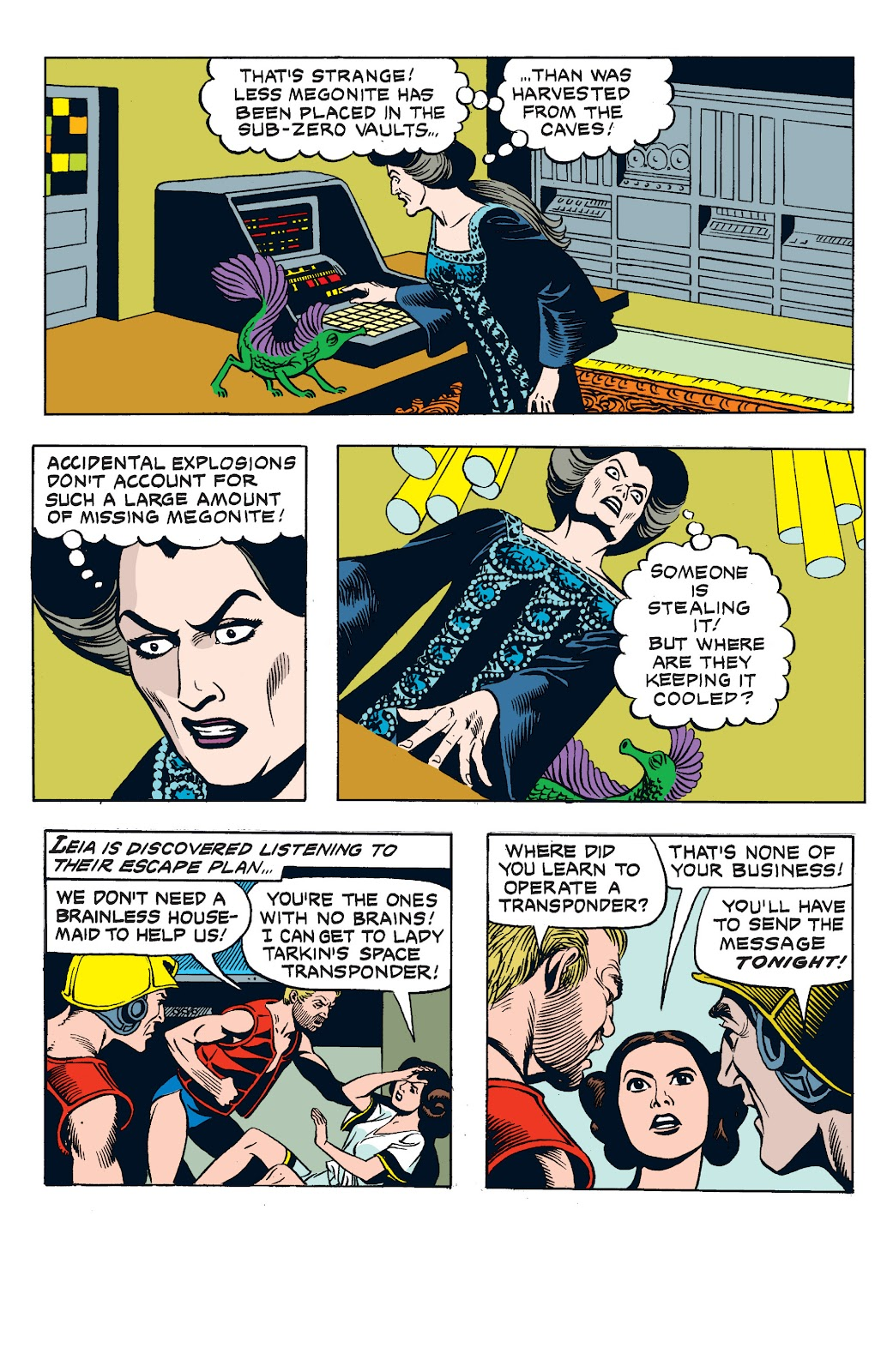 Read online Star Wars Legends: The Newspaper Strips - Epic Collection comic -  Issue # TPB (Part 2) - 58