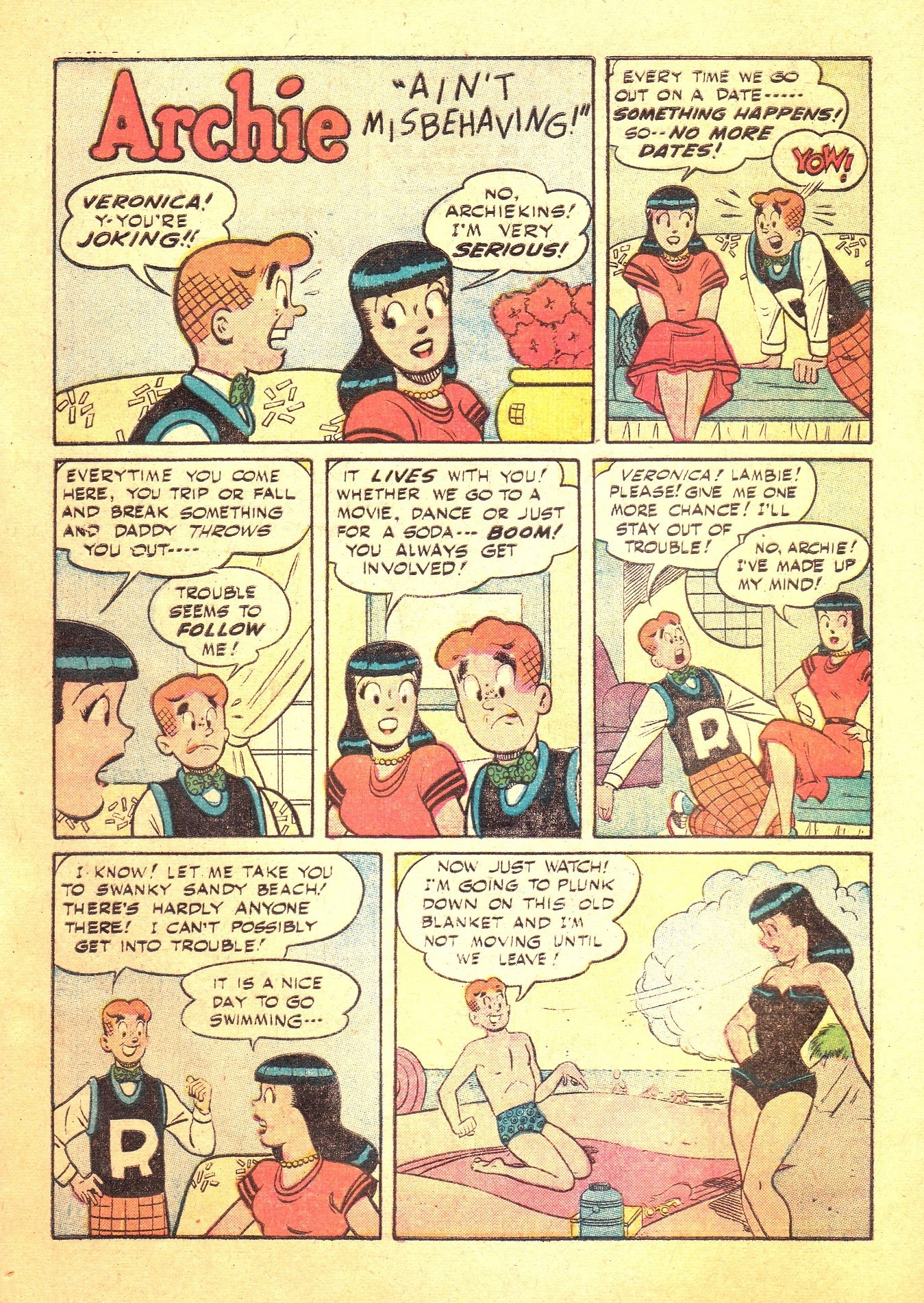 Archie Comics issue 077 - Page 8