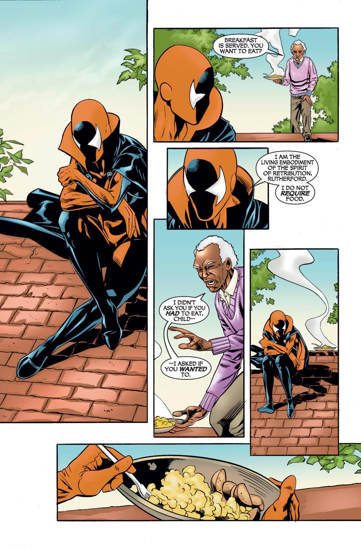 Read online Alpha Flight (2004) comic -  Issue #8 - 21