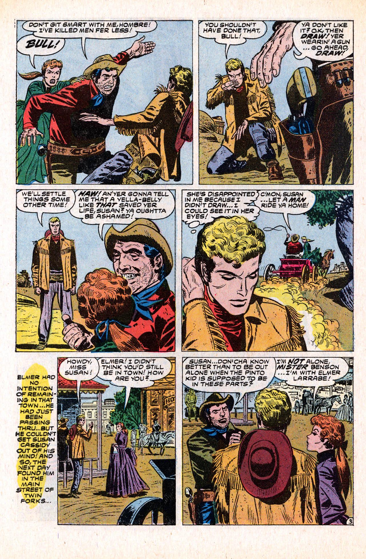 Read online Two-Gun Kid comic -  Issue #98 - 30