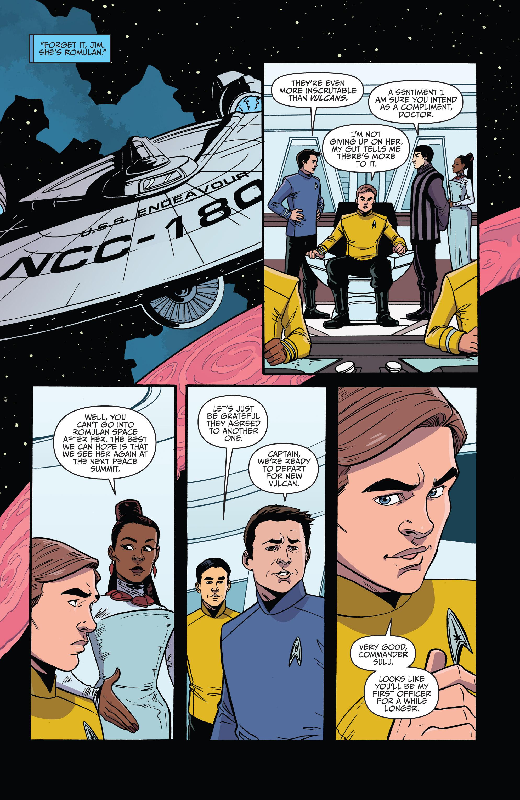 Read online Star Trek: Boldly Go comic -  Issue #8 - 21