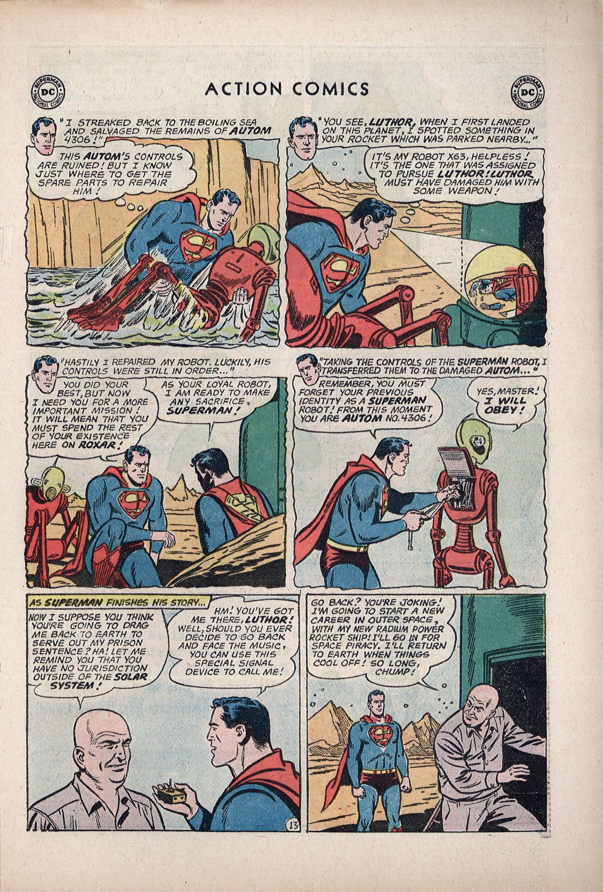 Read online Action Comics (1938) comic -  Issue #292 - 15