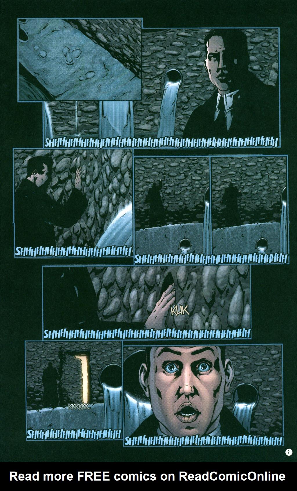 Read online Rex Mundi comic -  Issue #4 - 23