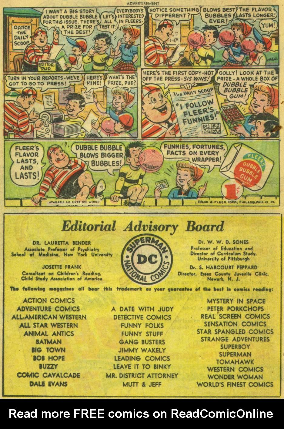 Read online Adventure Comics (1938) comic -  Issue #168 - 24