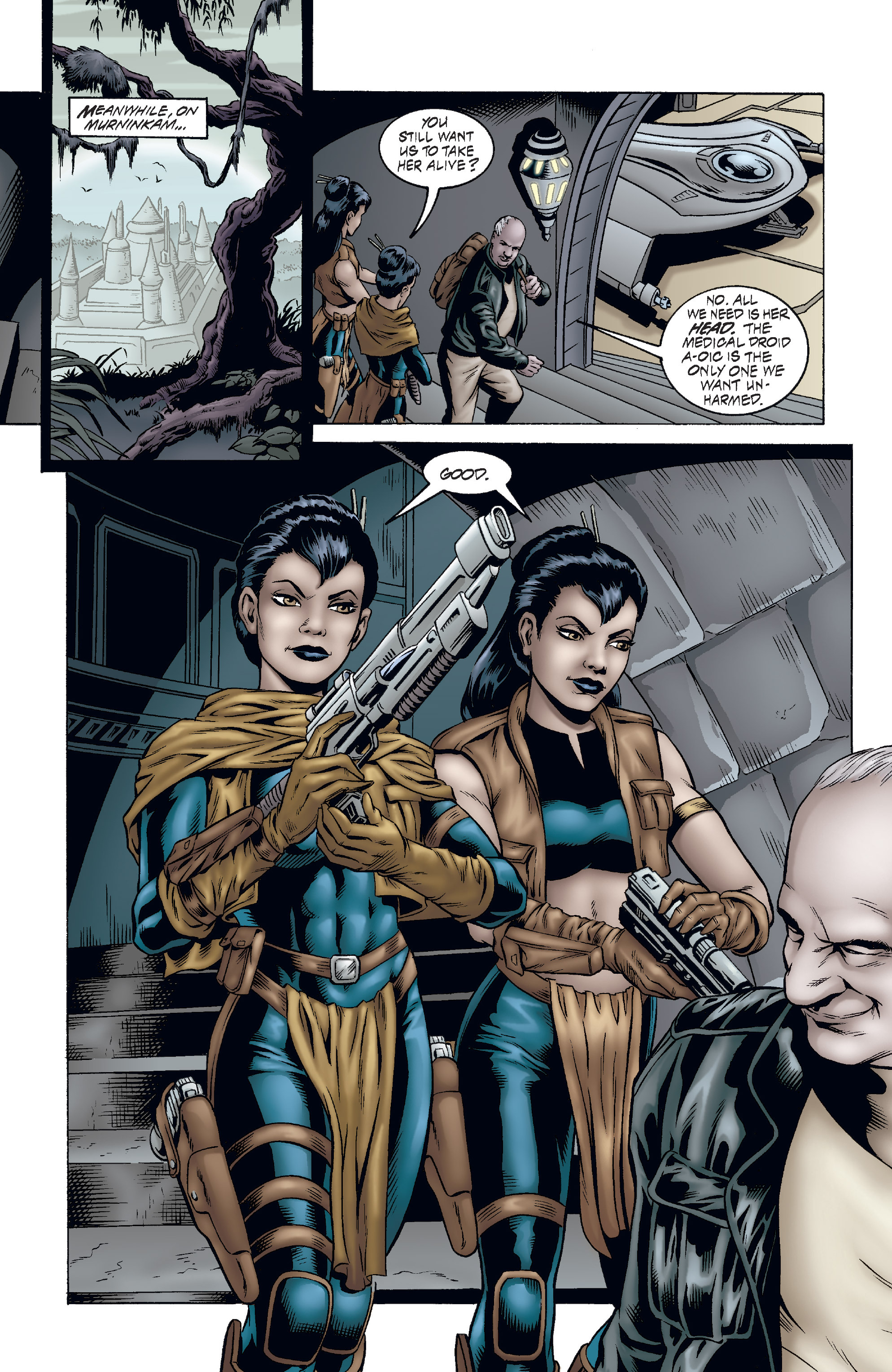 Read online Star Wars Omnibus comic -  Issue # Vol. 11 - 379