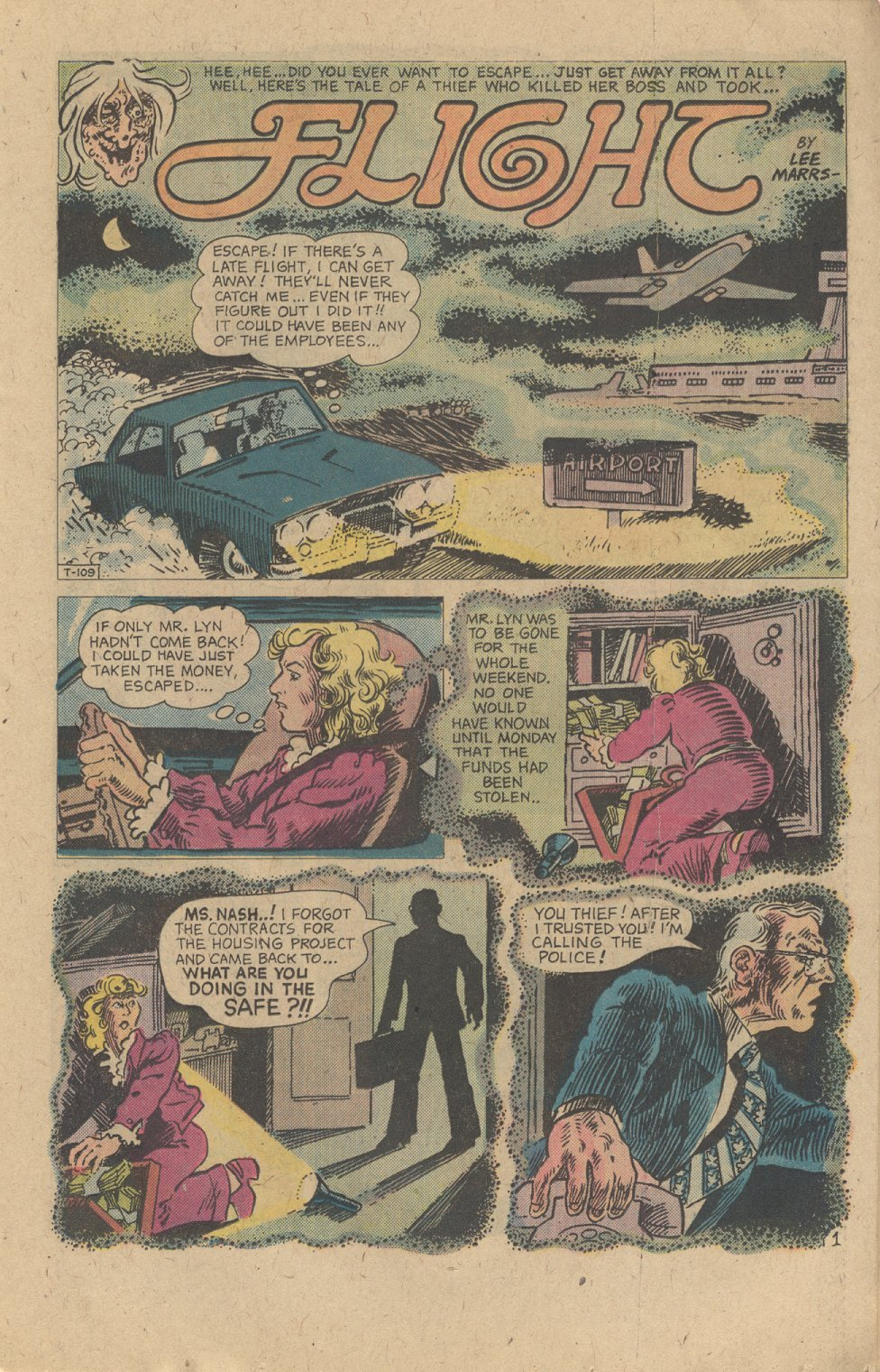 Weird Mystery Tales issue 19 - Page 10