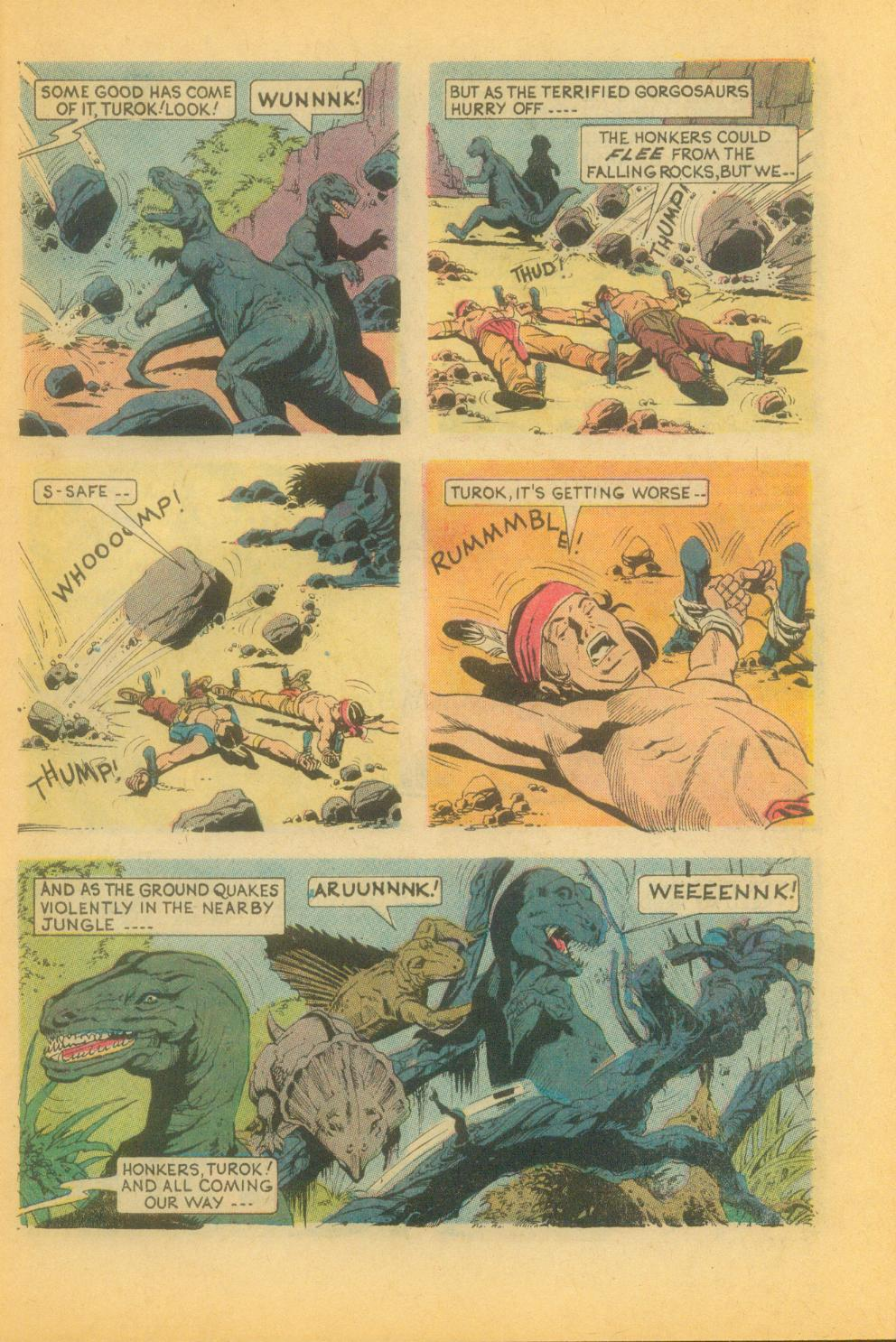 Read online Turok, Son of Stone comic -  Issue #87 - 27