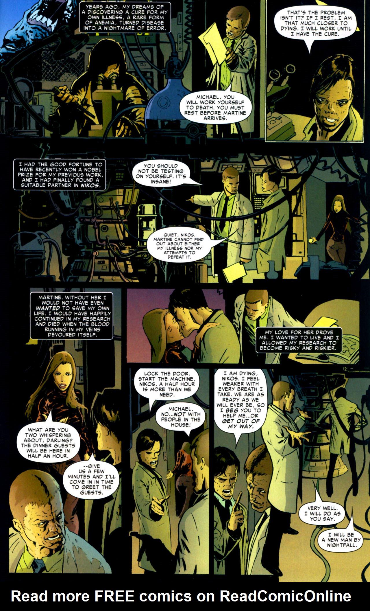 Read online Amazing Fantasy (2004) comic -  Issue #17 - 29