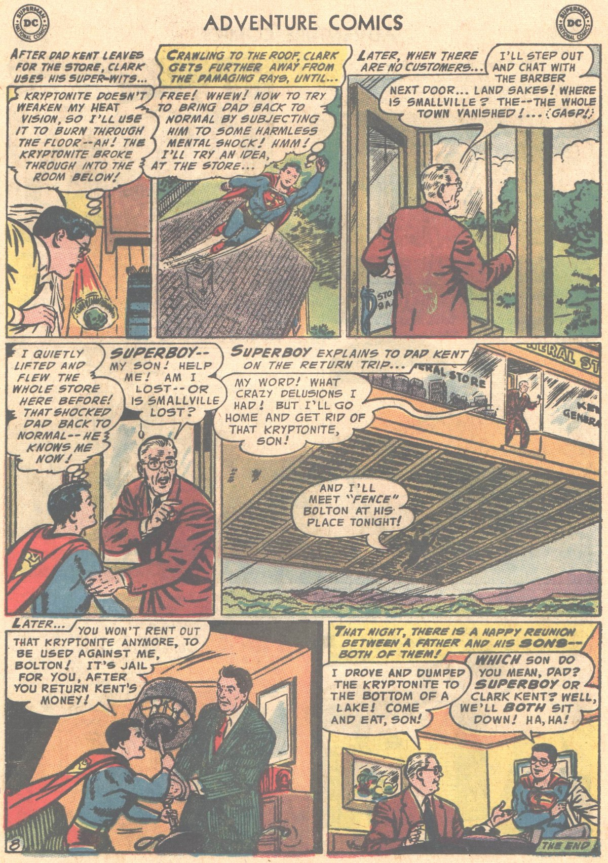 Read online Adventure Comics (1938) comic -  Issue #327 - 24