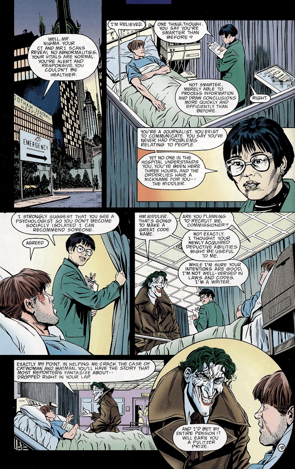 Catwoman (1993) Annual 3 #3 - English 19